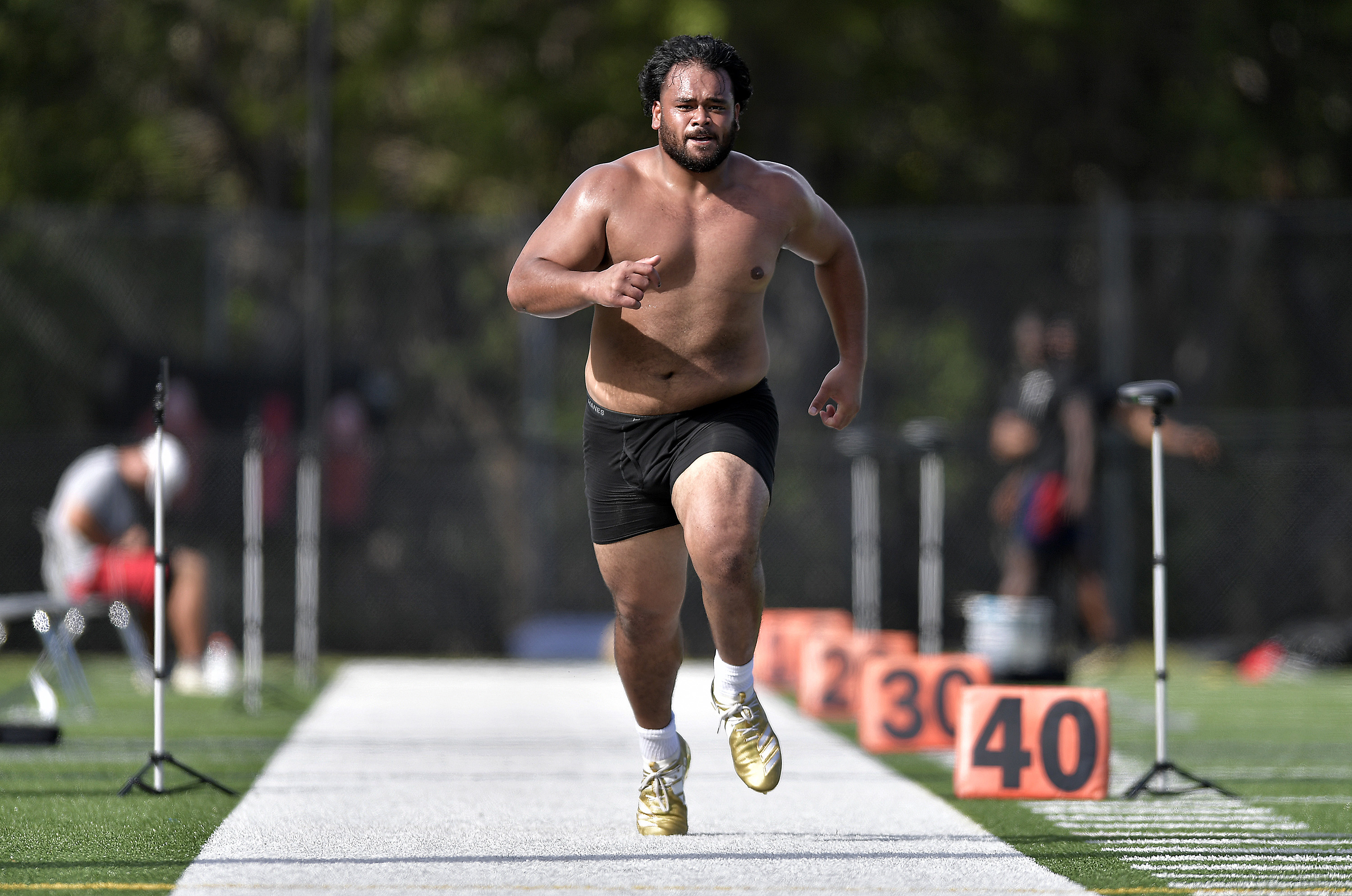 Omar Kelly: Which draft prospects will become NFL stars? Just ask Pete Bommarito.