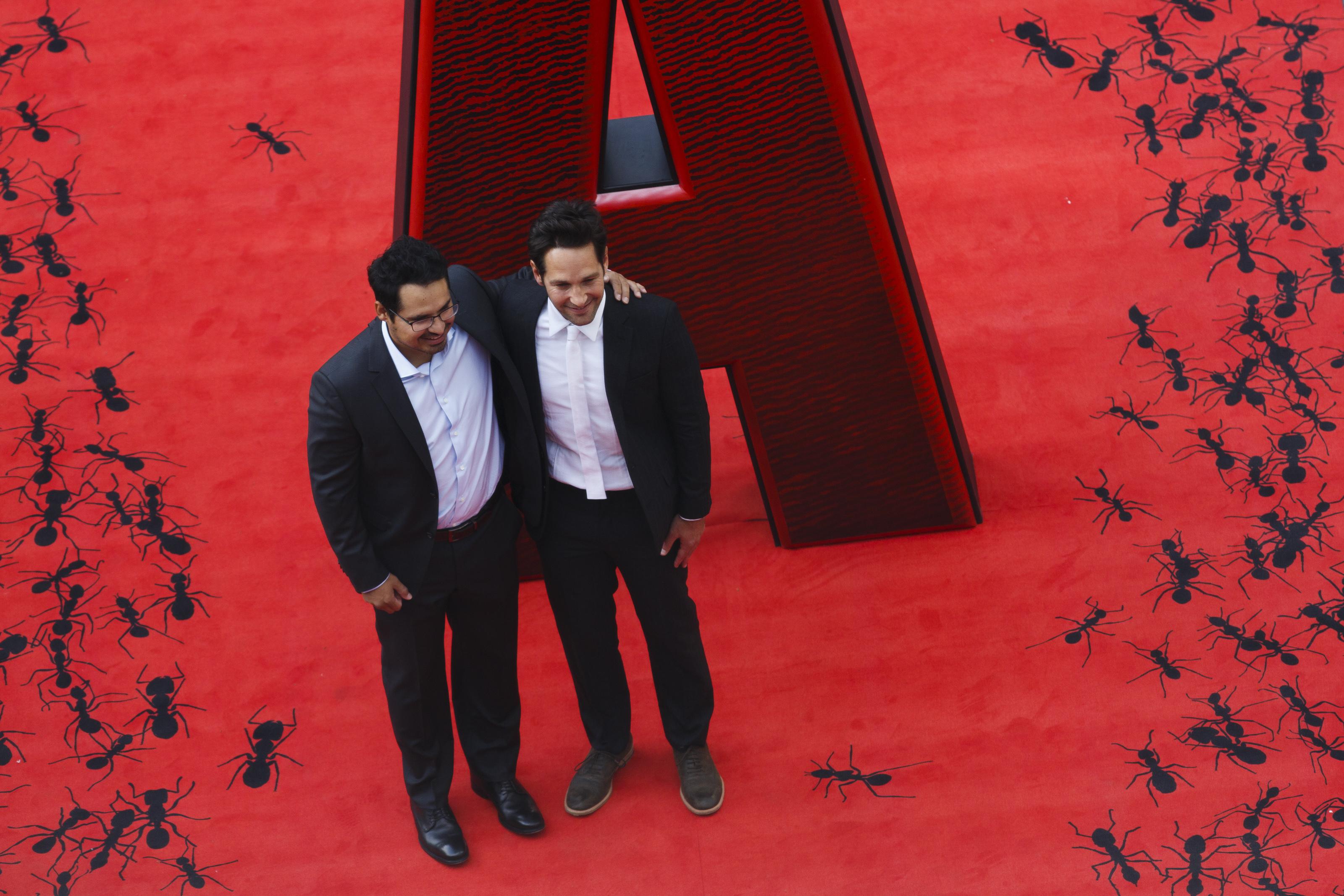 "Marvel's ""Ant-Man"" - European Premiere - Red Carpet Arrivals"