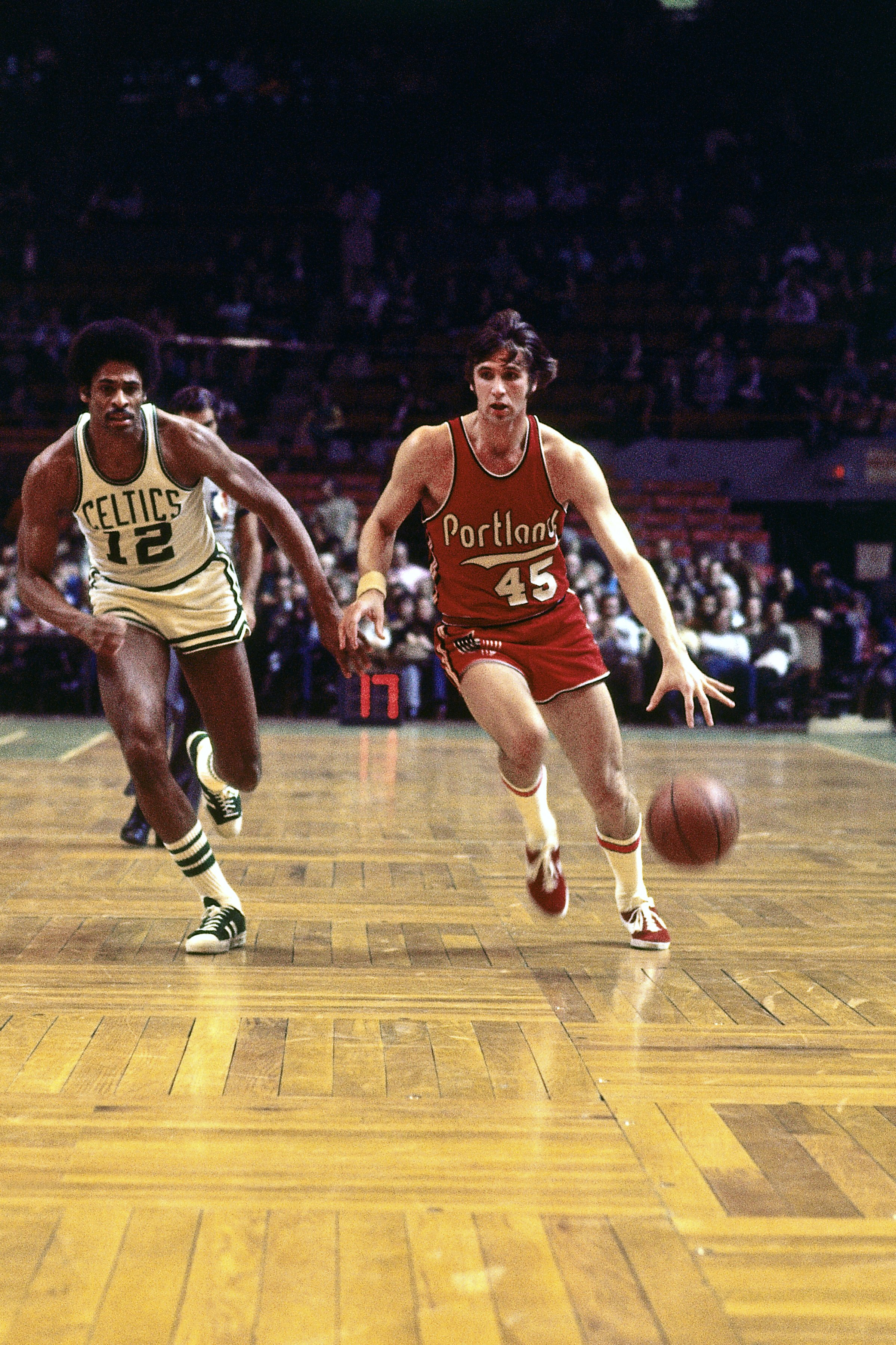 Portland Trail Blazers vs. Boston Celtics