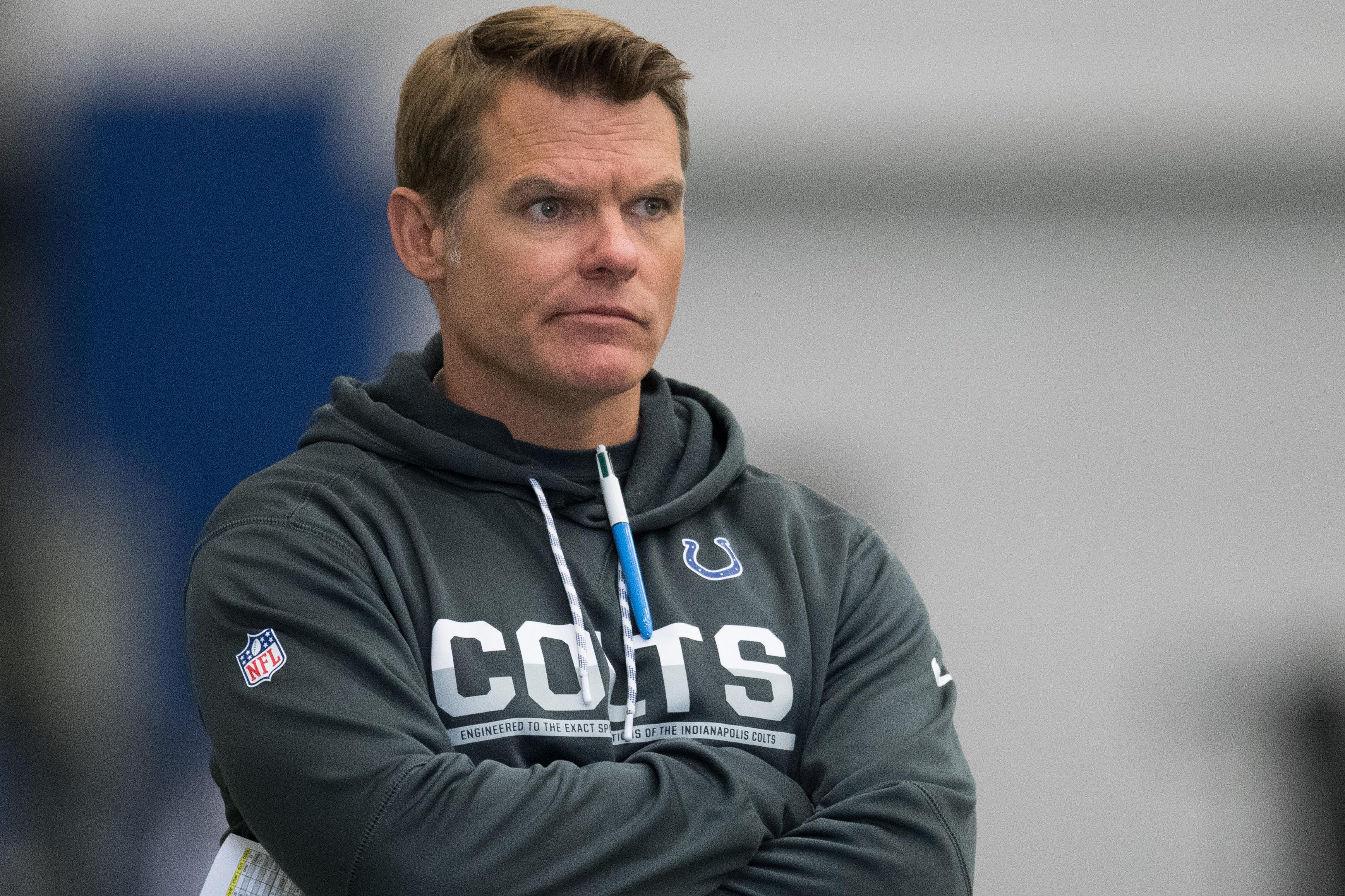 NFL: JUN 13 Colts Minicamp