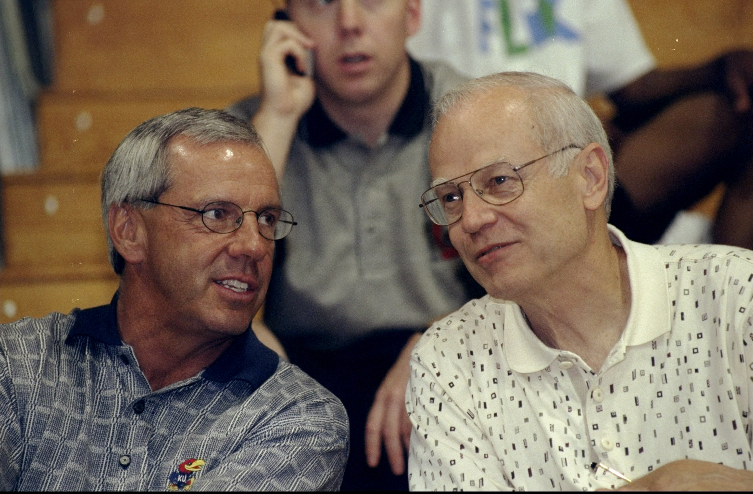 Roy Williams & Bill Guthridge
