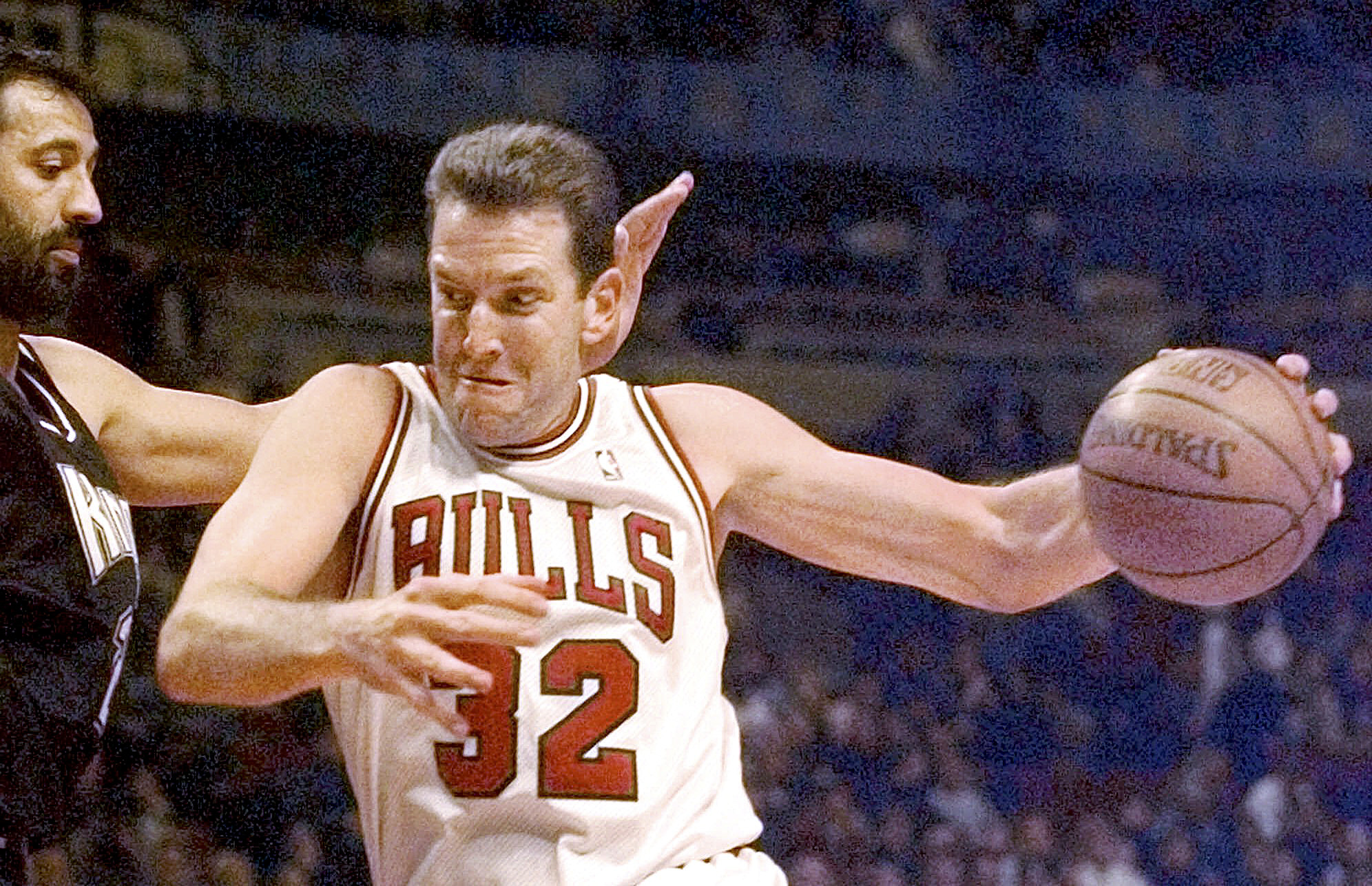 Former Bulls player Will Perdue says he had a good relationship with Michael Jordan's father James.