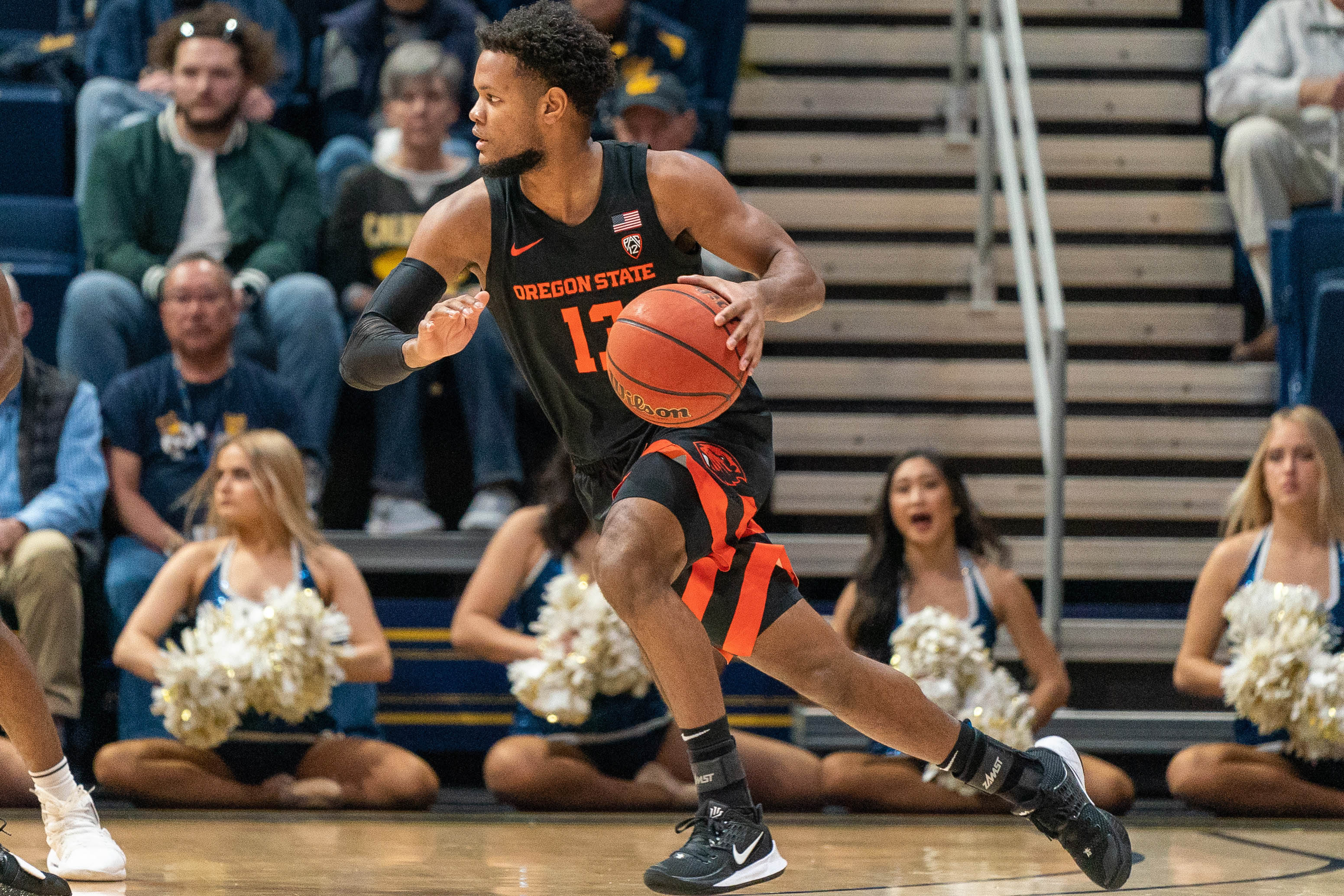 NCAA Basketball: Oregon State at California