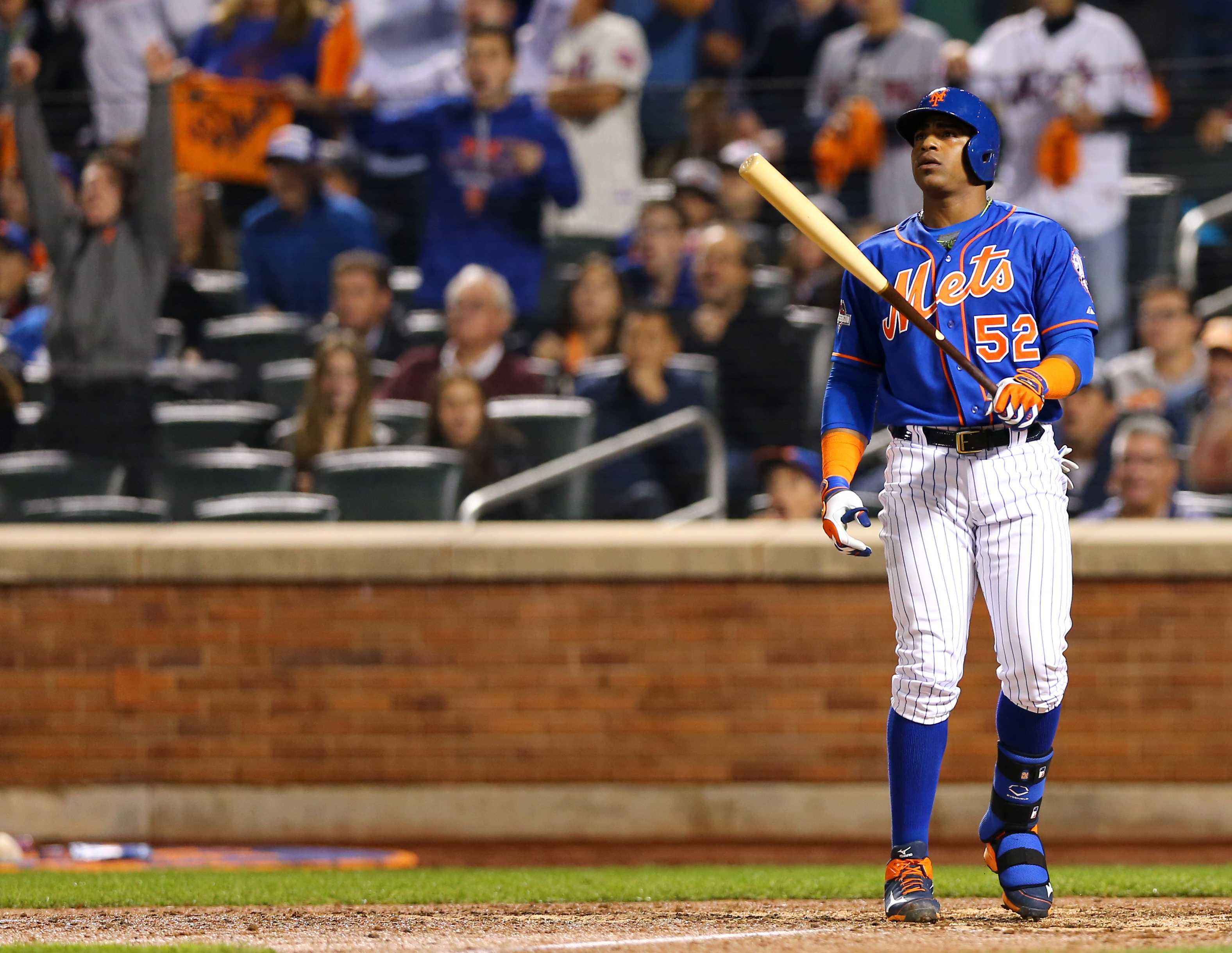 NL Division Series: Los Angeles Dodgers v. New York Mets Game Three