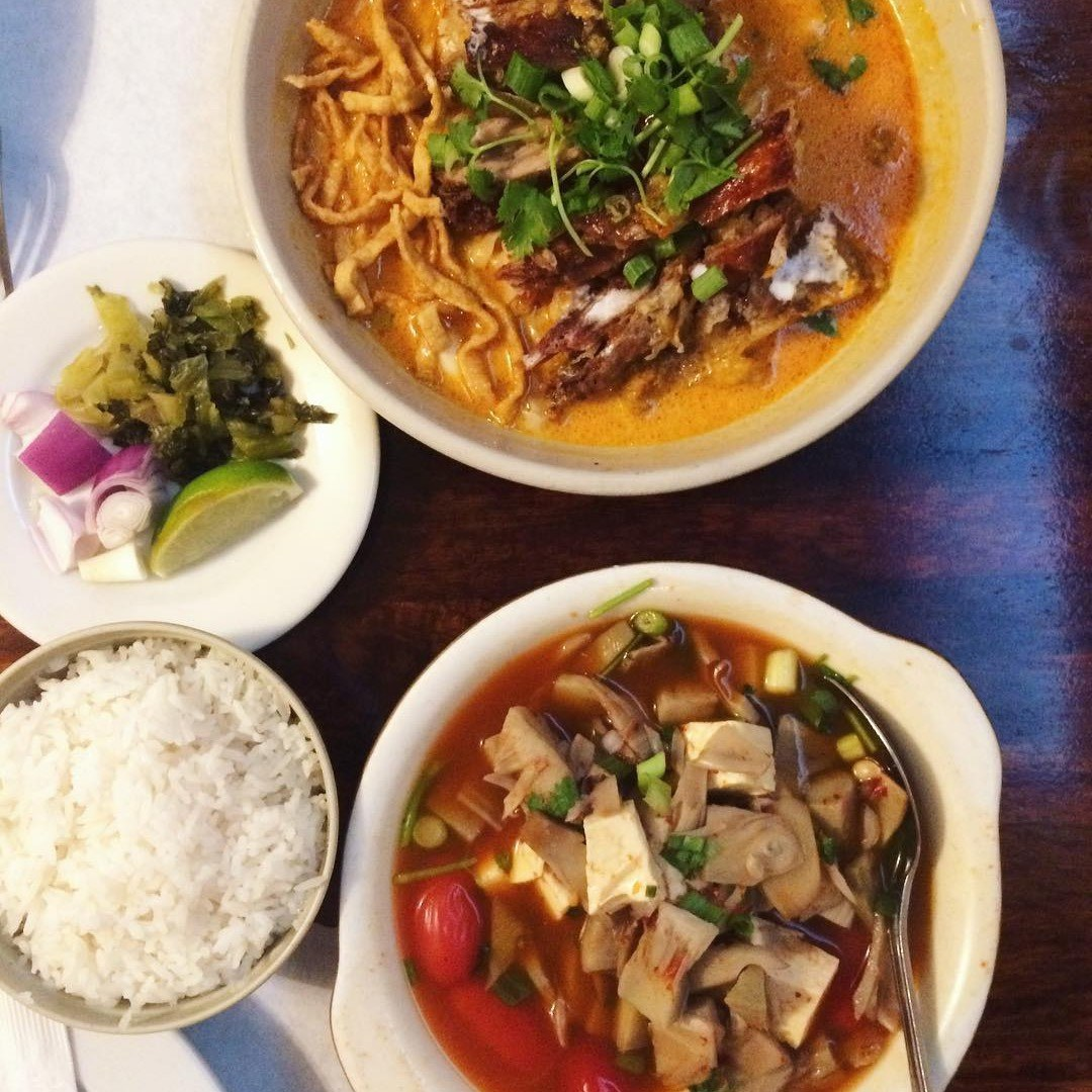 Northern Thai dishes