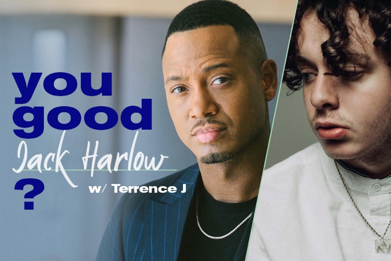 Terrence J and Jack Harlow