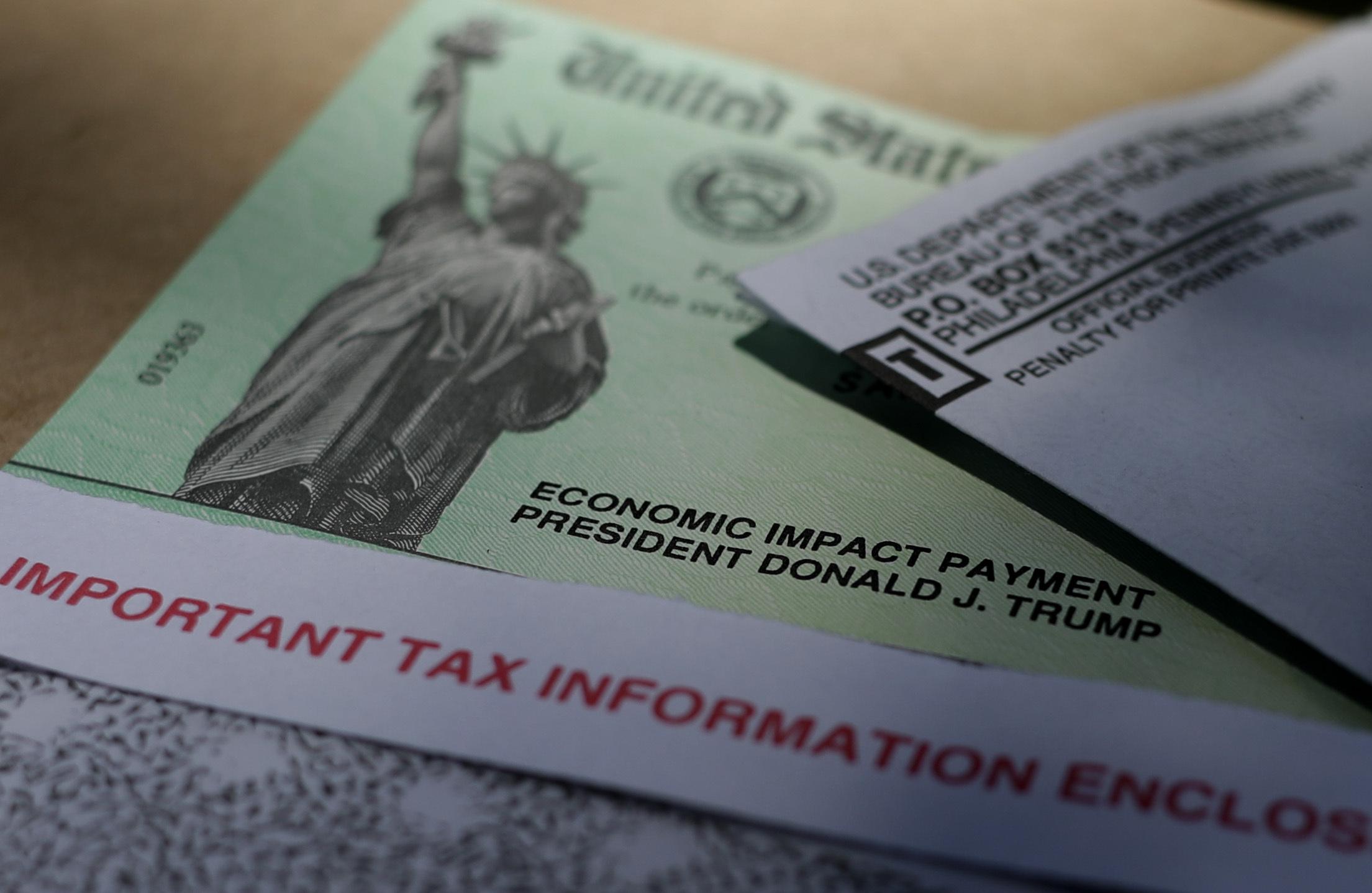 Hubieron ciudadanos que fueron excluidos de recibir los cheques de estímulo.