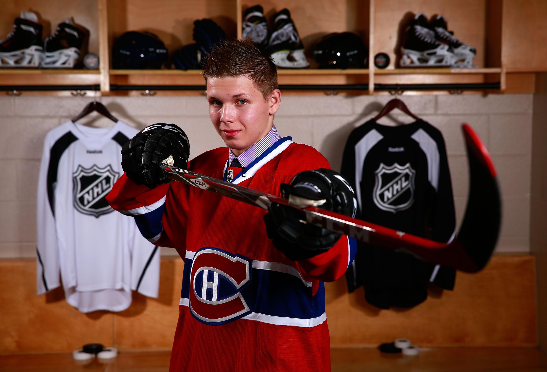 2014 NHL Draft - Portraits - Round 1
