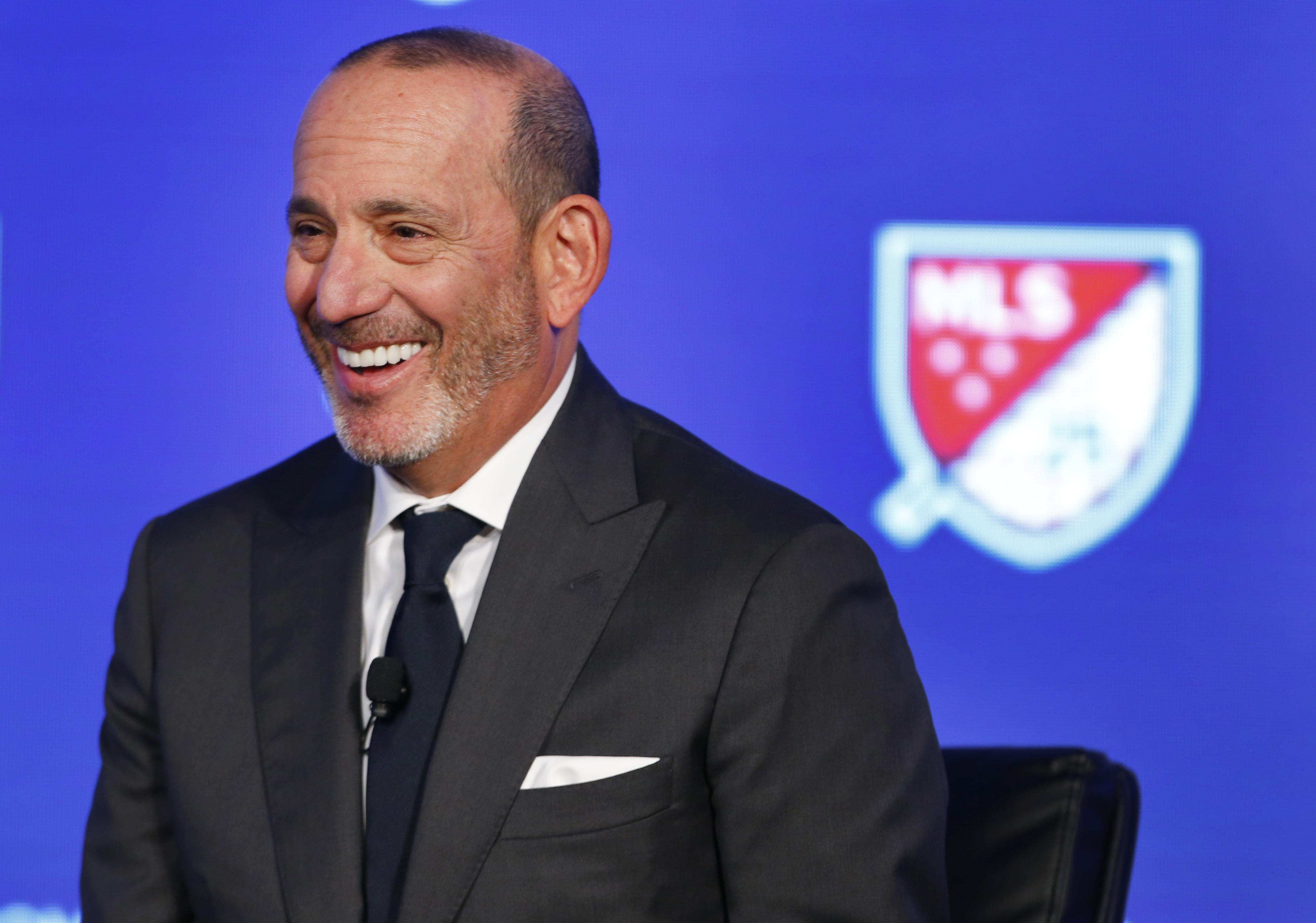 MLS: MLS Media Day