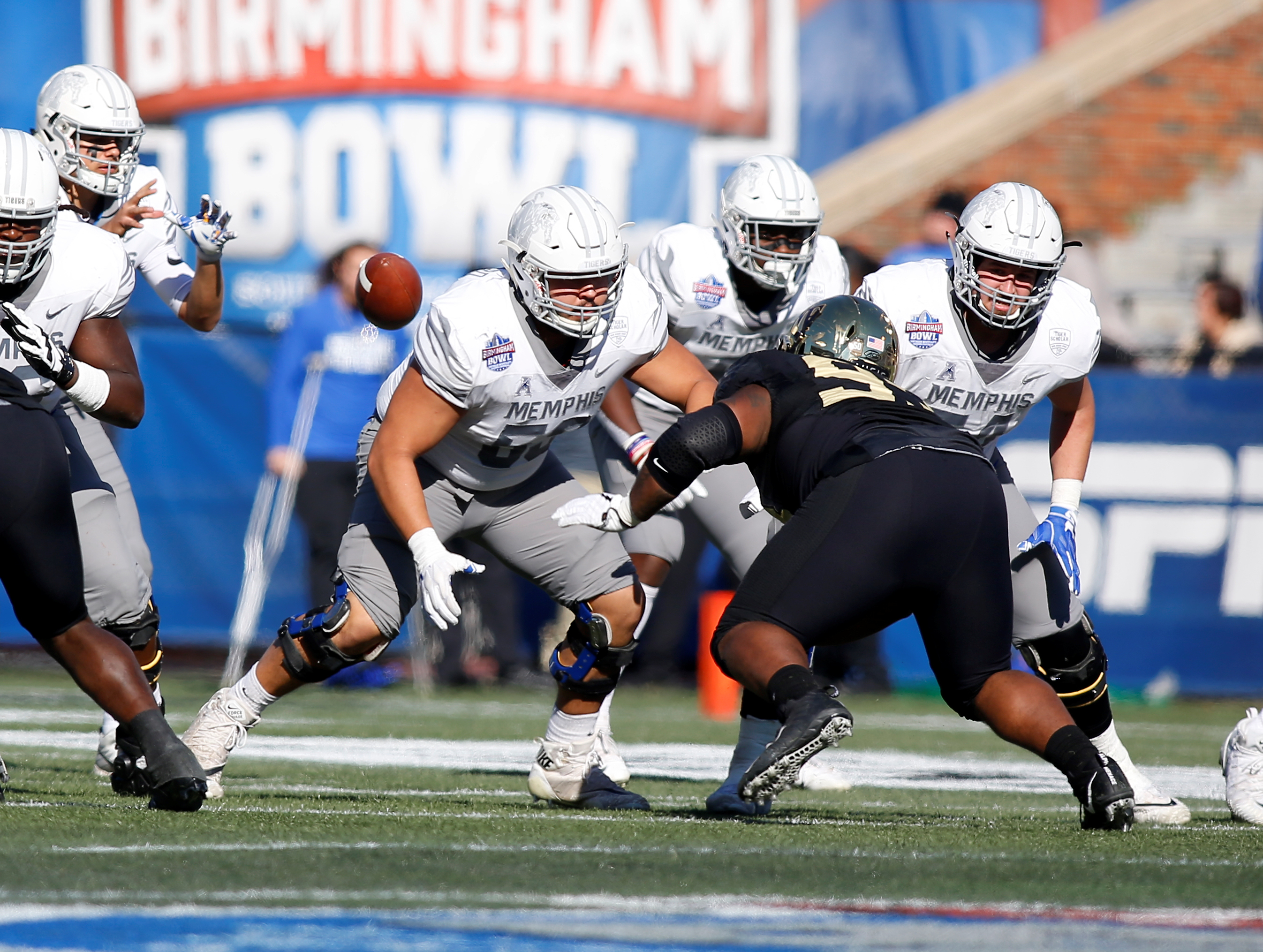 COLLEGE FOOTBALL: DEC 22 Birmingham Bowl - Memphis v Wake Forest