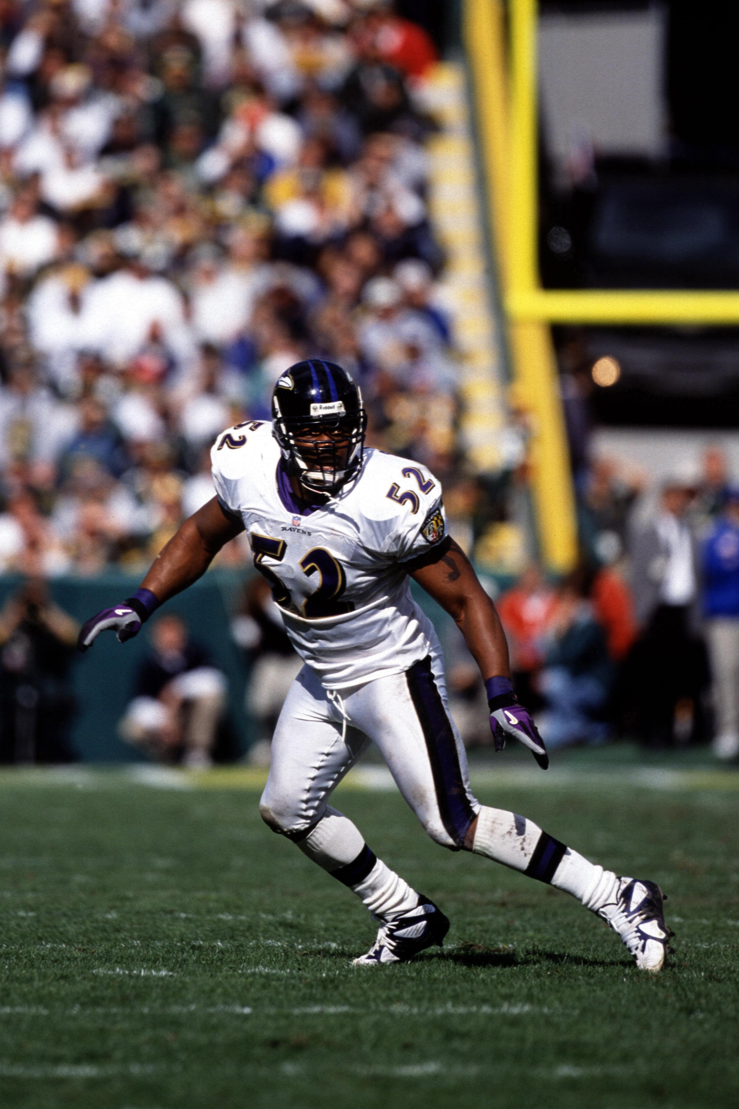 Baltimore Ravens vs. Green Bay Packers - October 14, 2001