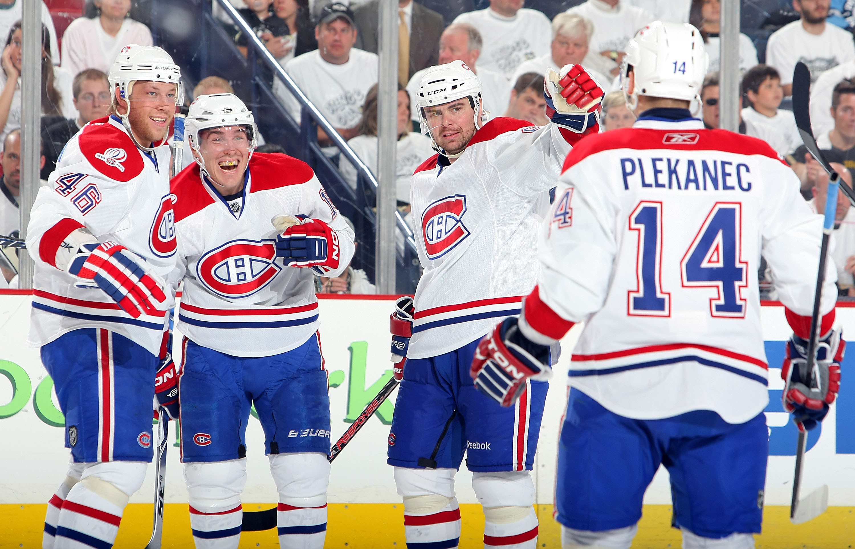 Montreal Canadiens v Pittsburgh Penguins - Game Seven