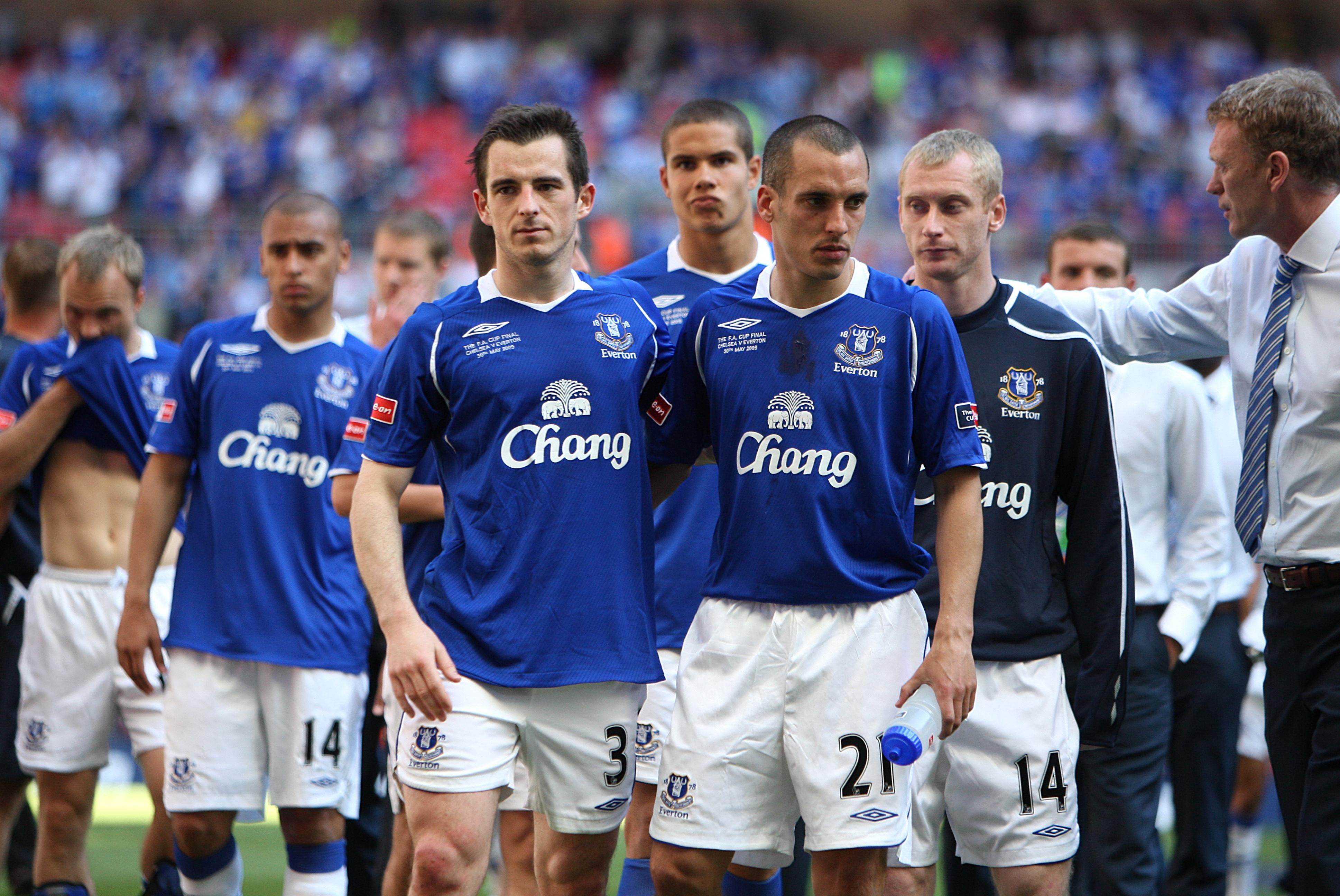 Soccer - FA Cup - Final - Chelsea v Everton - Wembley Stadium