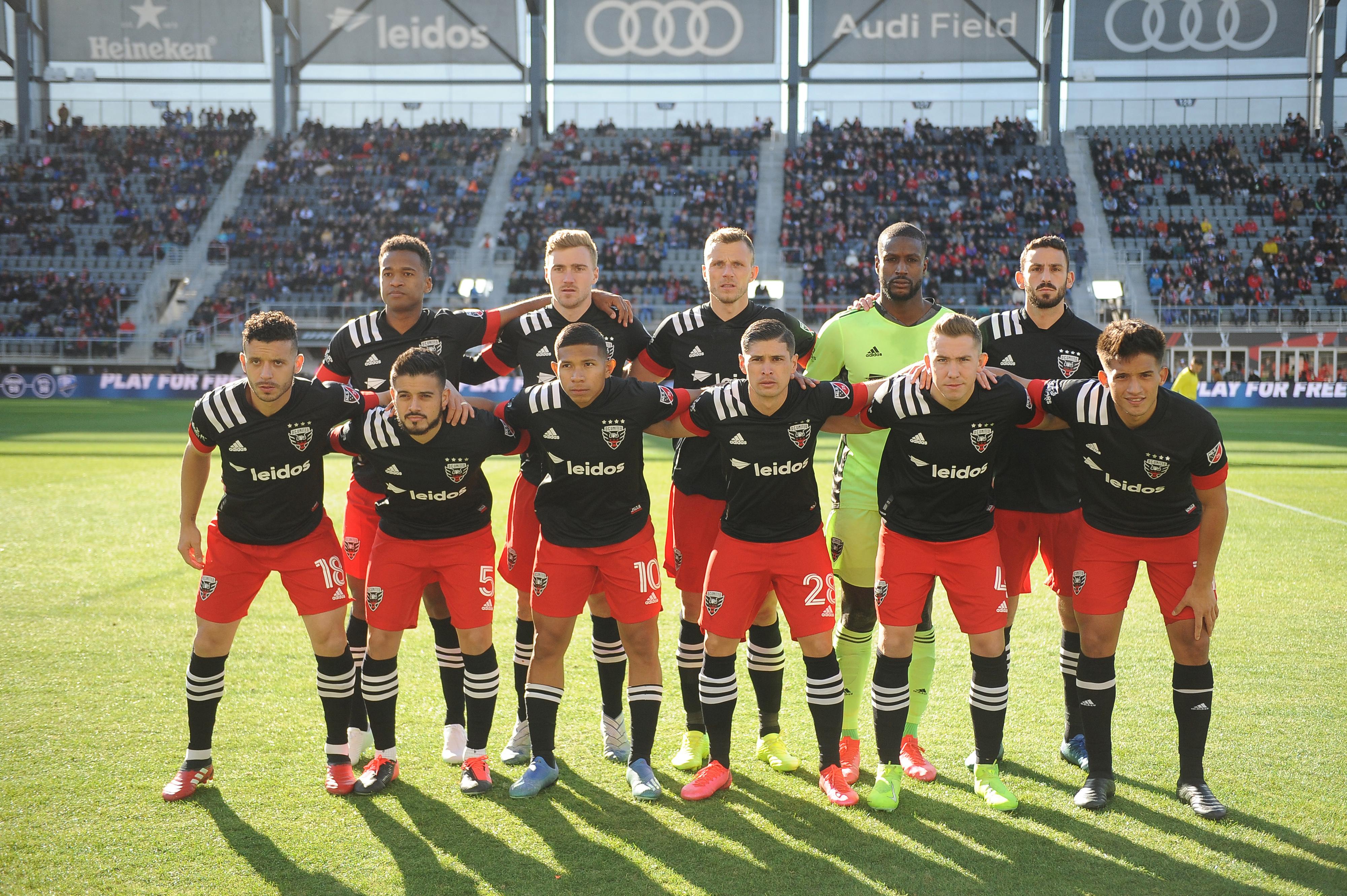 Inter Miami CF v D.C. United
