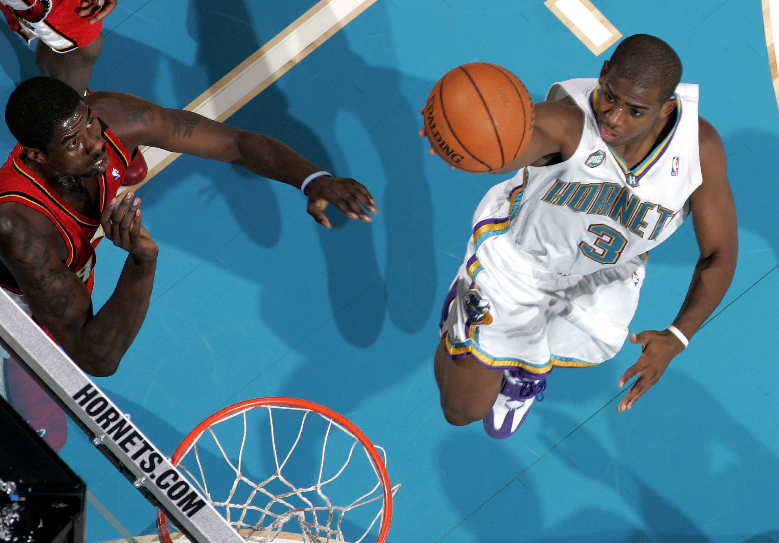 Atlanta Hawks v New Orleans/Oklahoma City Hornets