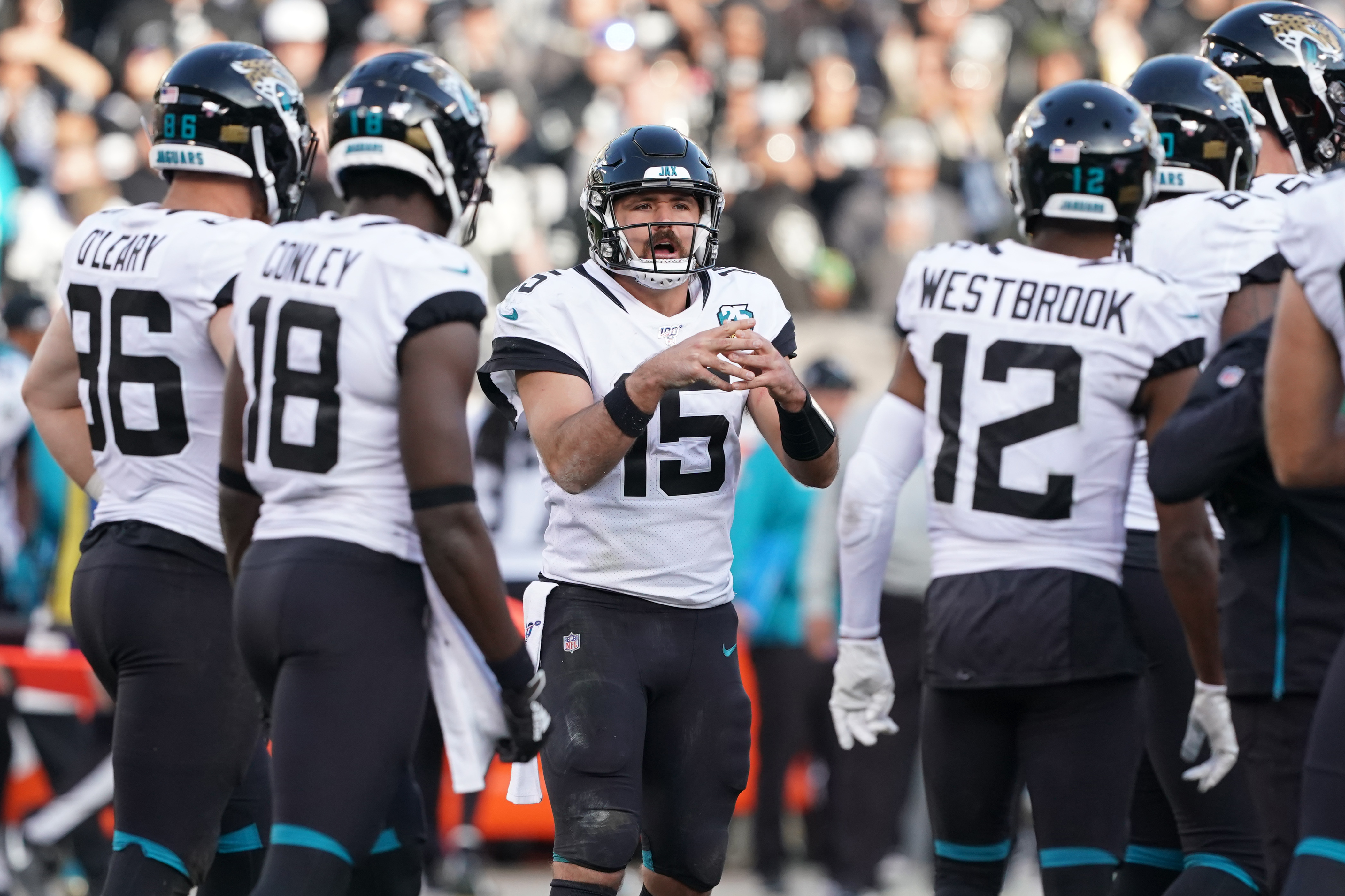 NFL: Jacksonville Jaguars at Oakland Raiders