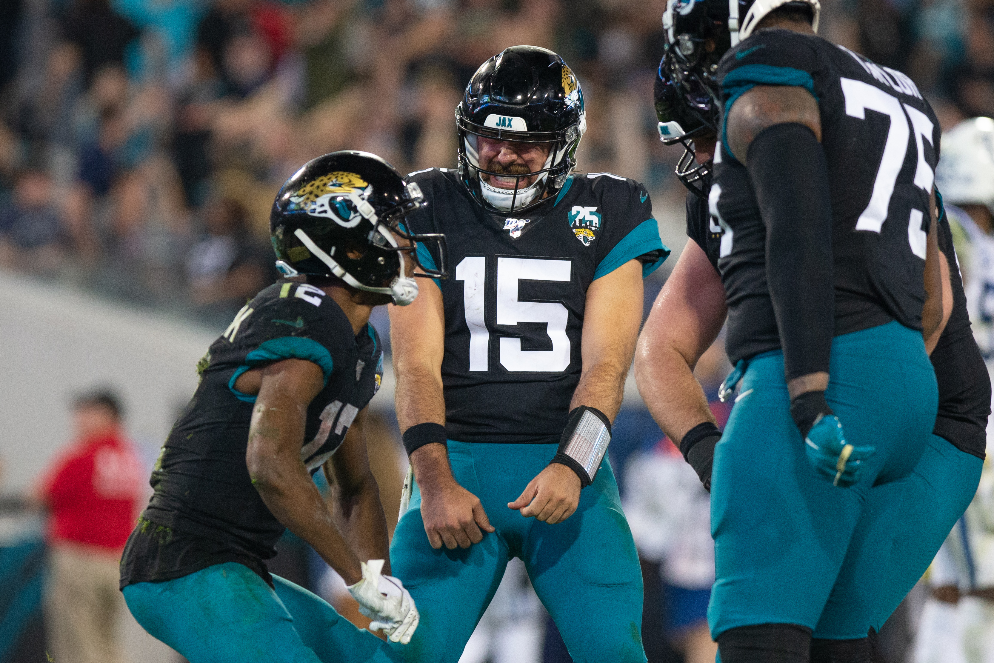 NFL: DEC 29 Colts at Jaguars