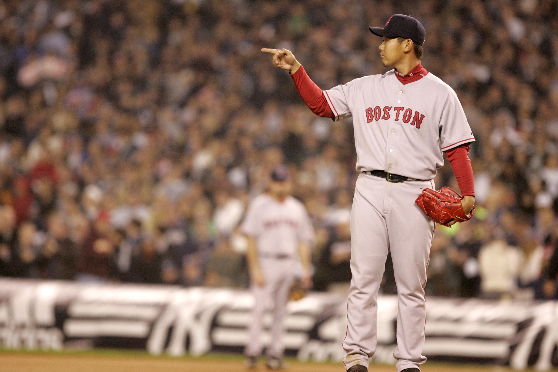 Boston Red Sox vs New York Yankees - April 27, 2007