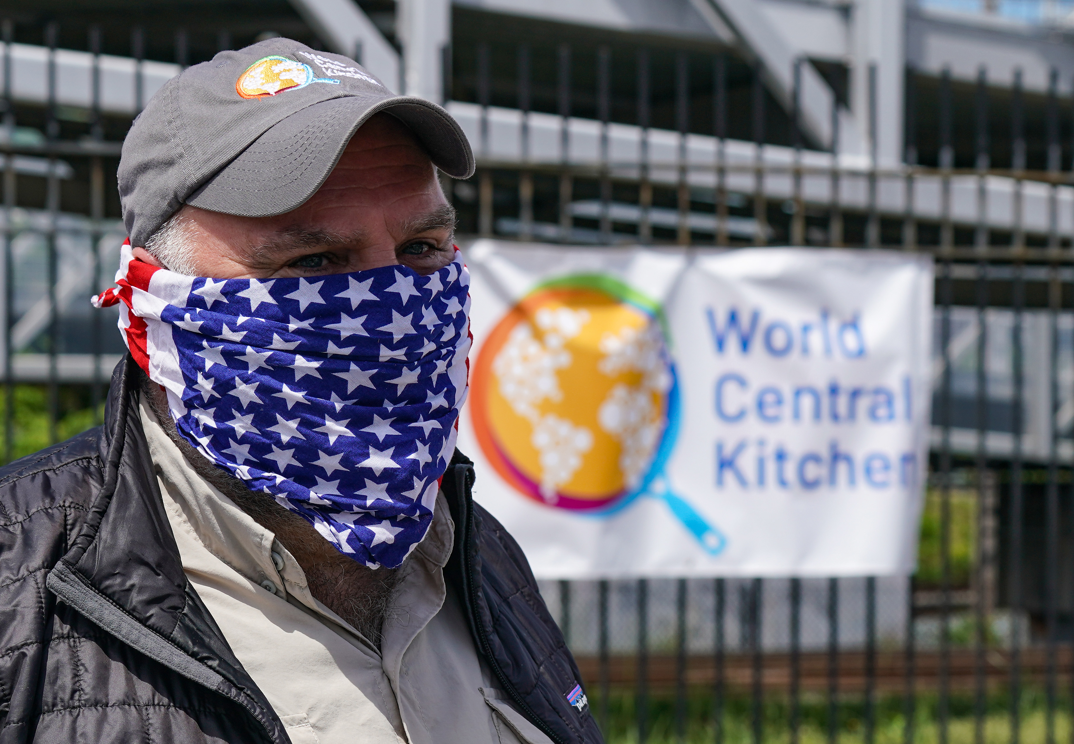 World Central Kitchen Distributes Meals In Baltimore Amid Coronavirus Pandemic