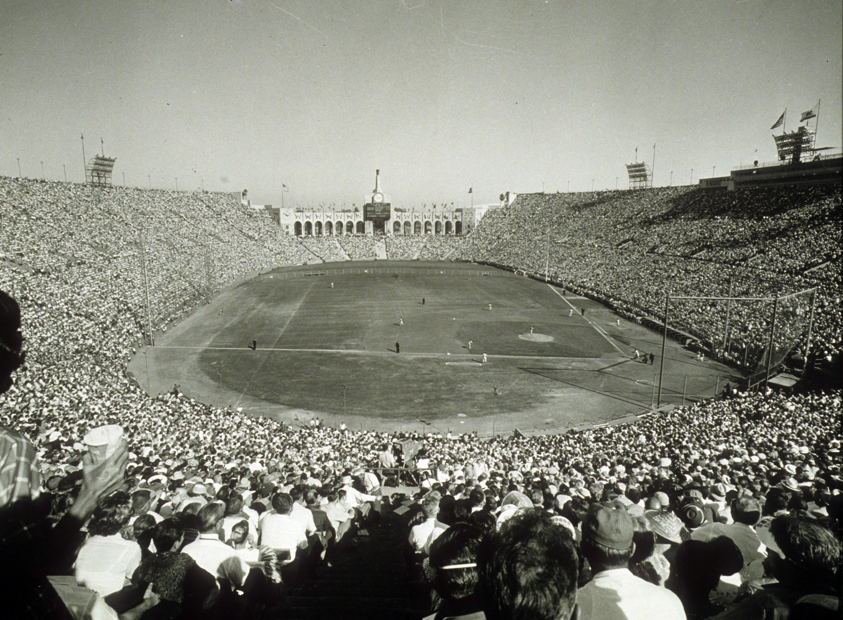 1959 World Series: Chicago White Sox v Los Angeles Dodgers