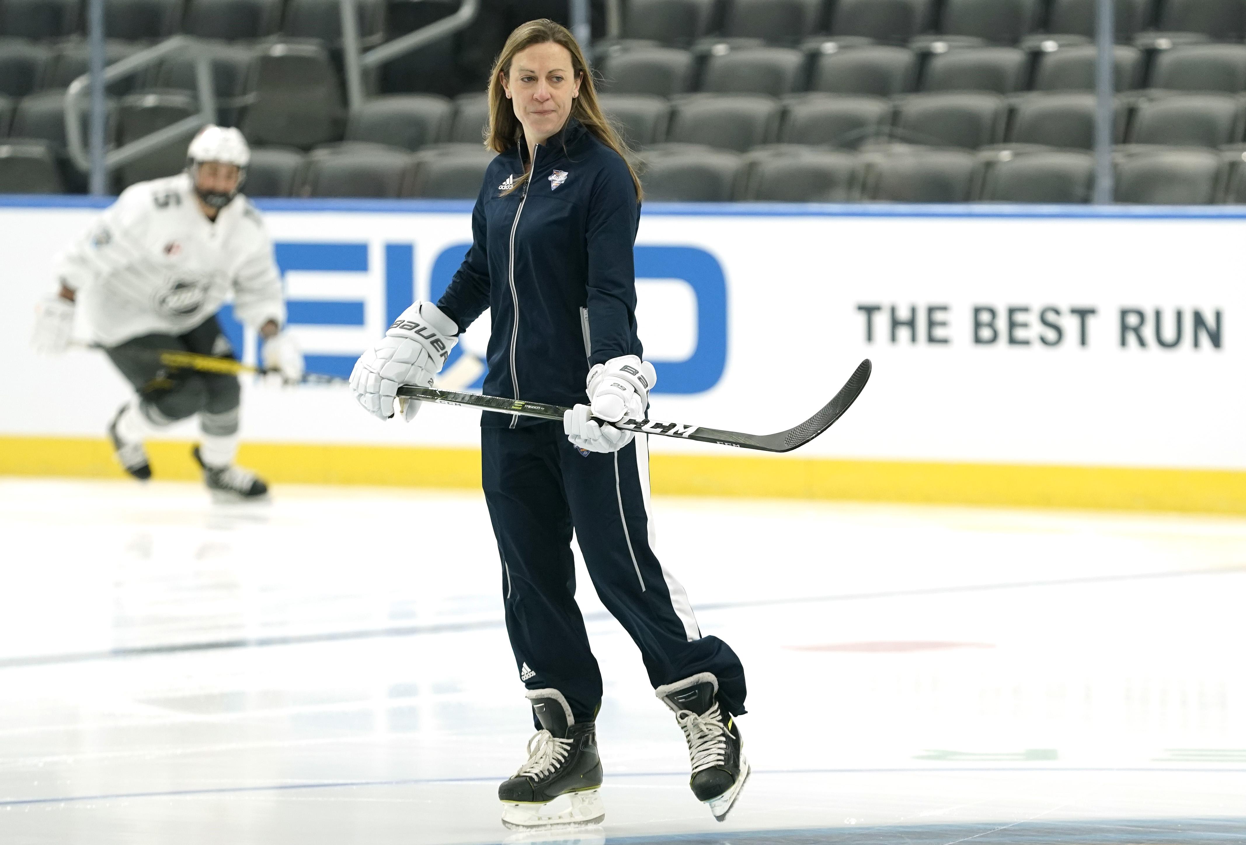 2020 NHL All-Star - Elite Women's Practice & Media Availability