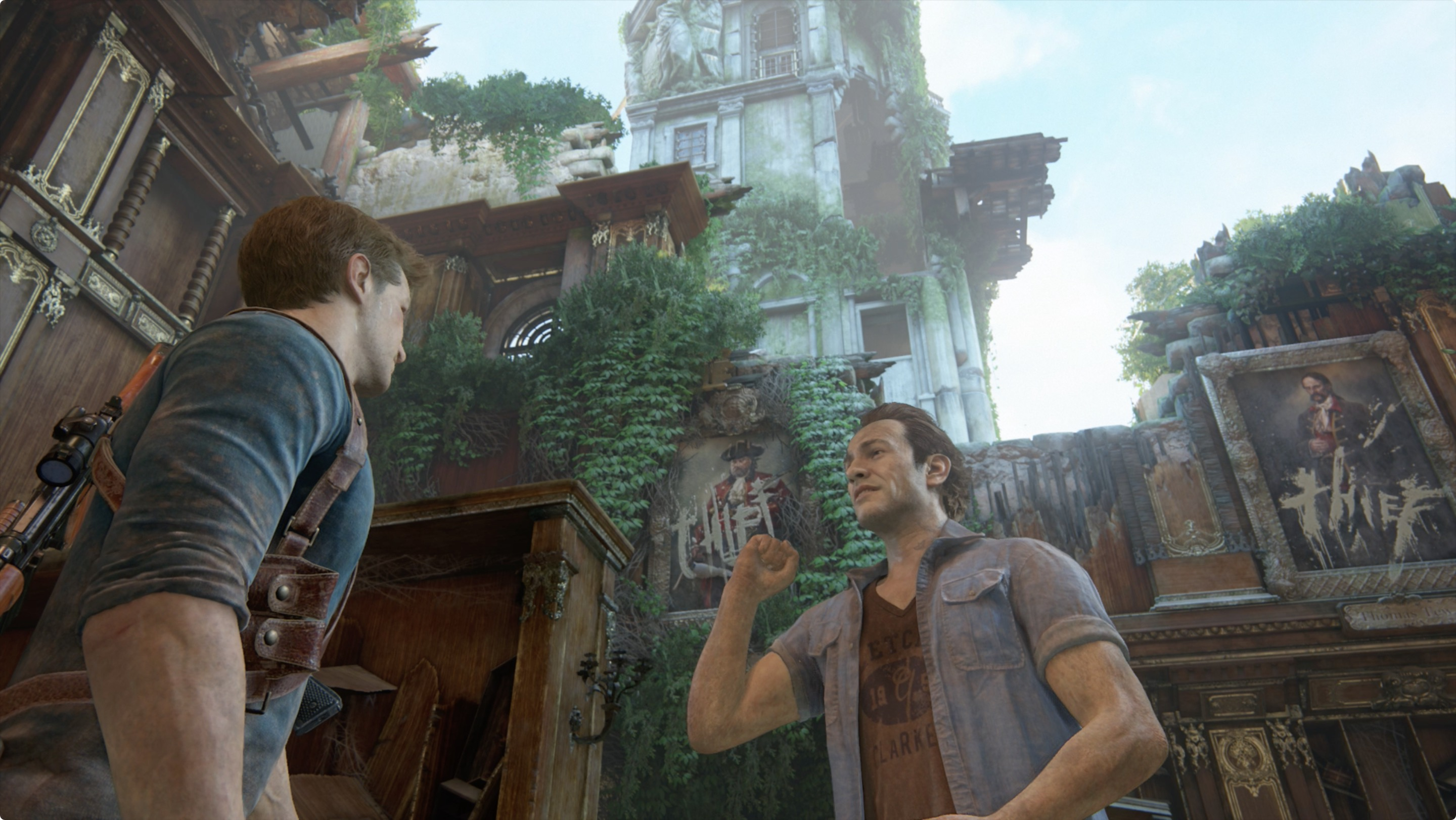 Uncharted 4: A Thief's End 'The Thieves of Libertalia' treasures and collectibles locations guide