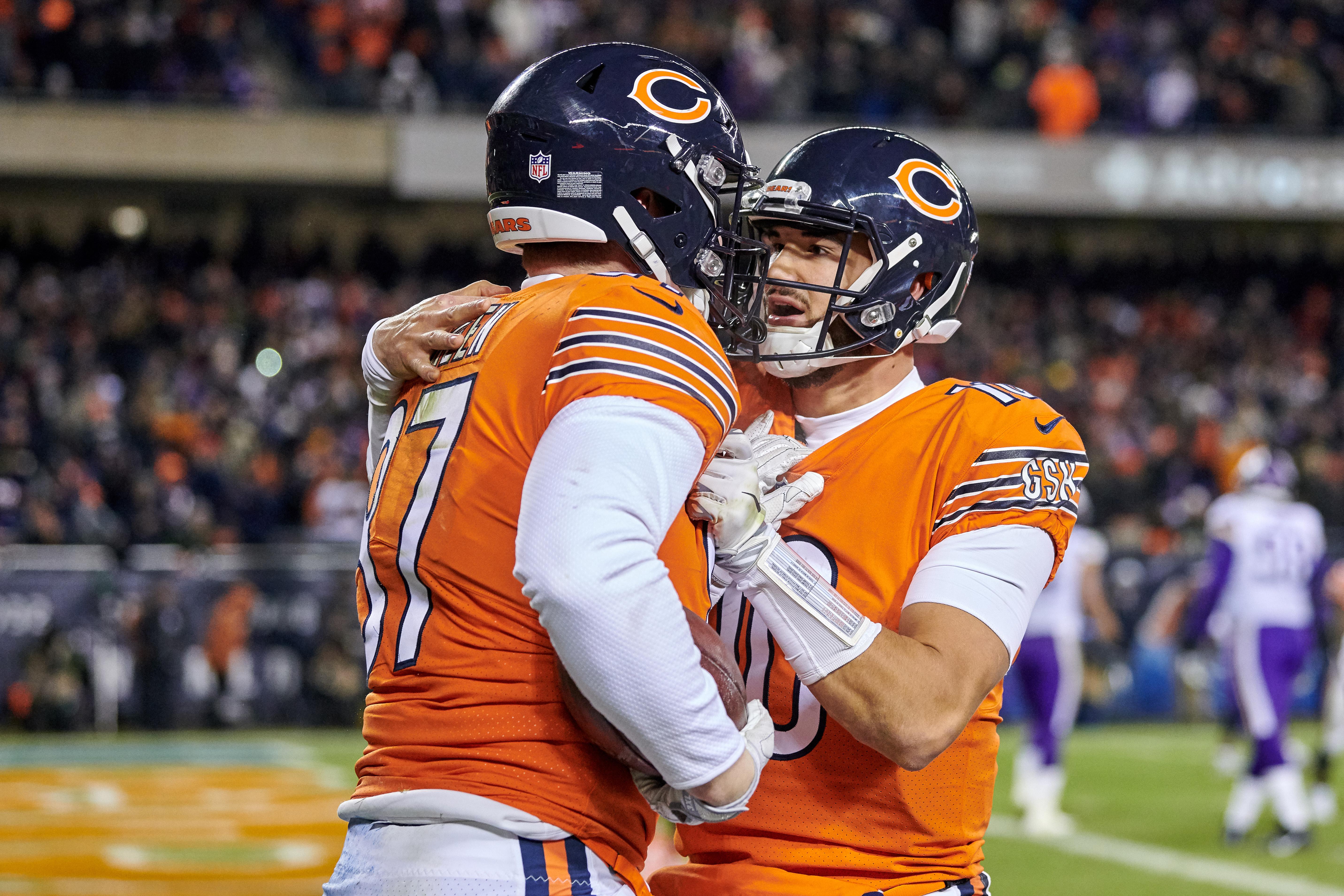 NFL: NOV 18 Vikings at Bears