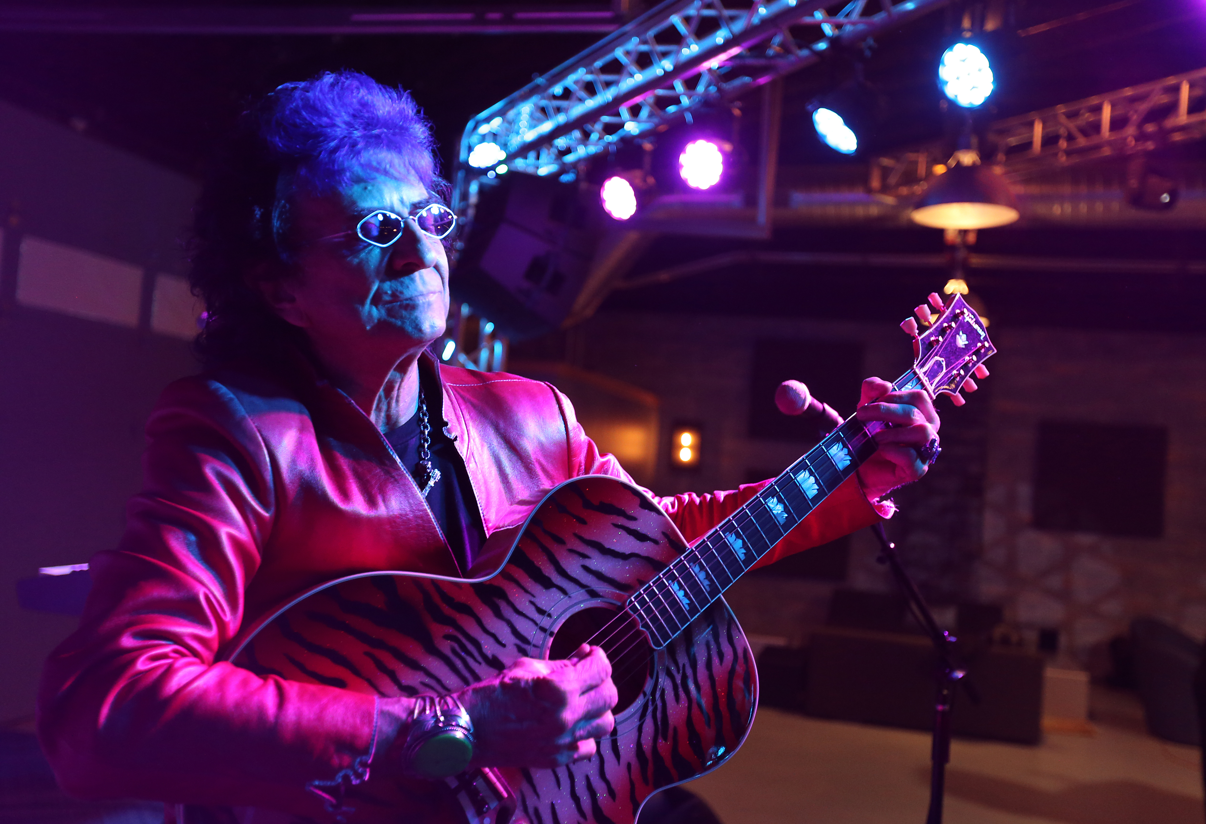 Jim Peterik is among the lineup for the FEED Chicago Virtual Summer Fest in June.