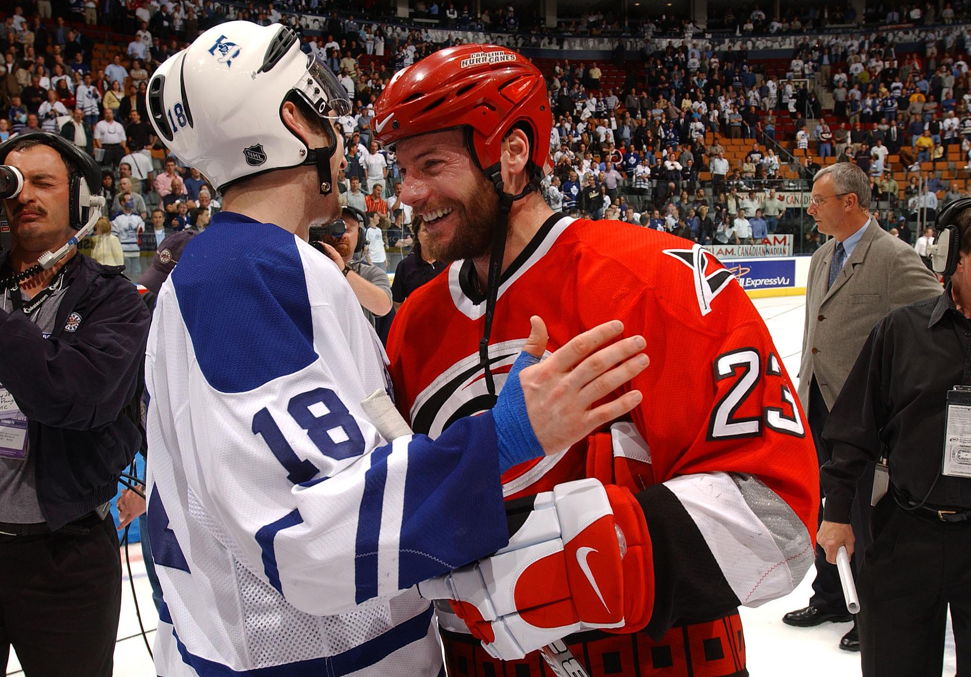 Hurricanes v Maple Leafs