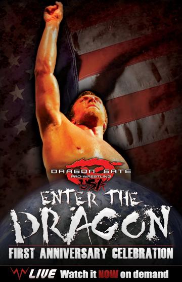 DGUSA Enter the Dragon 2010 poster