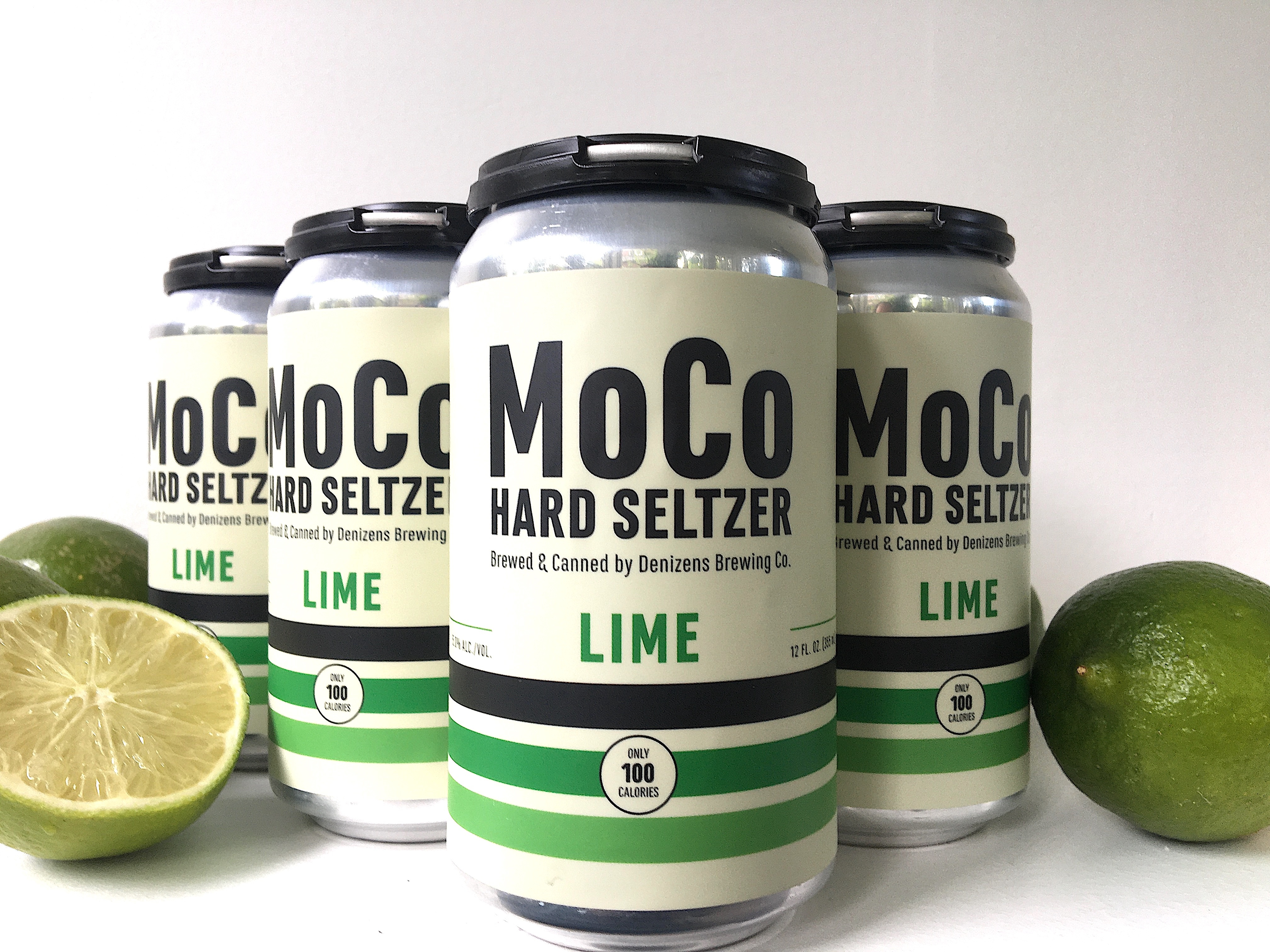 Denizens is selling its first hard seltzer