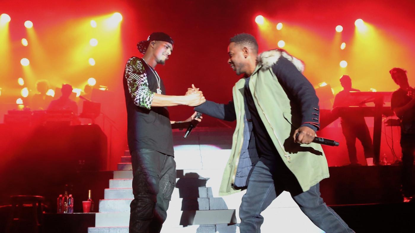 Kendrick Lamar, J. Cole