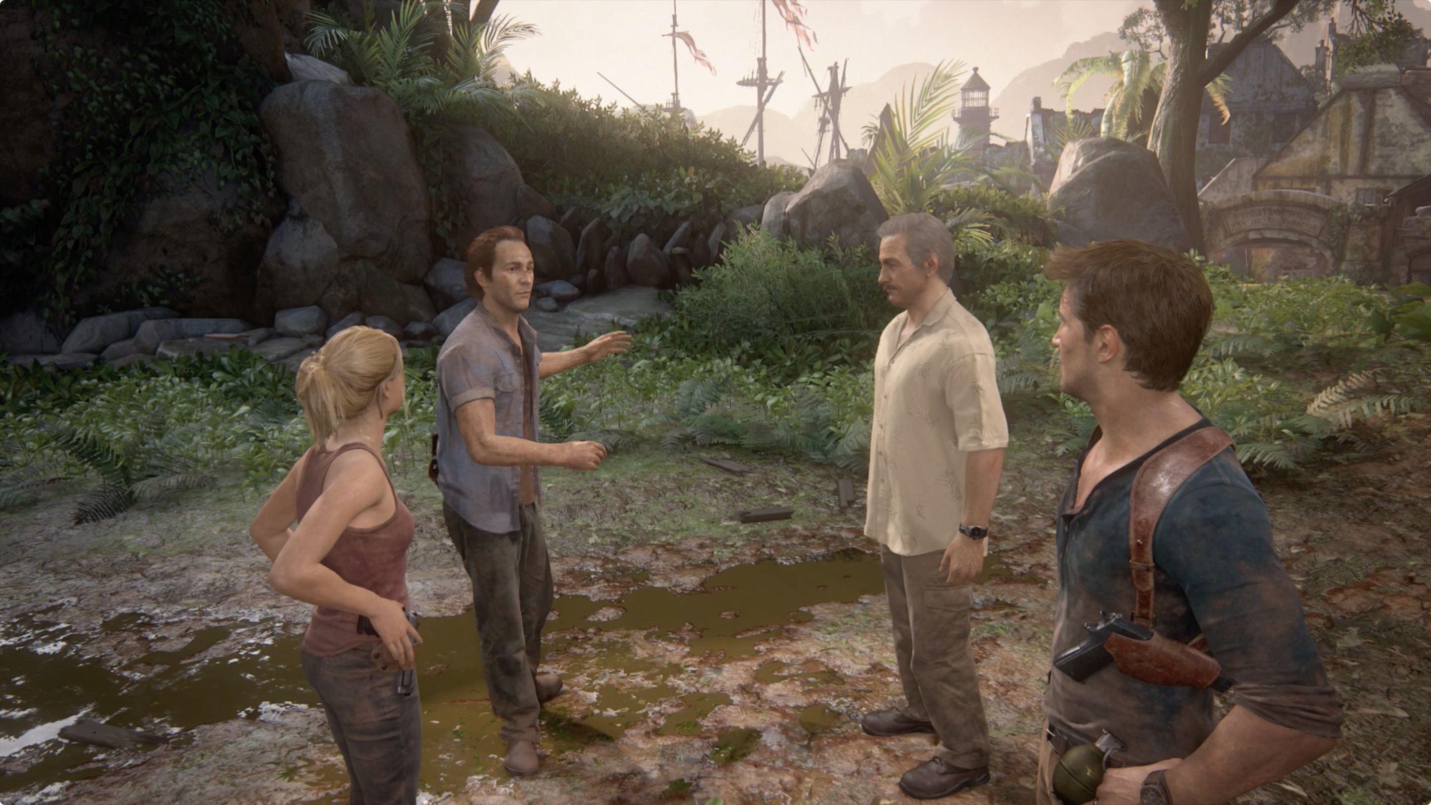 Uncharted 4: A Thief's End 'No Escape' treasures and collectibles locations guide