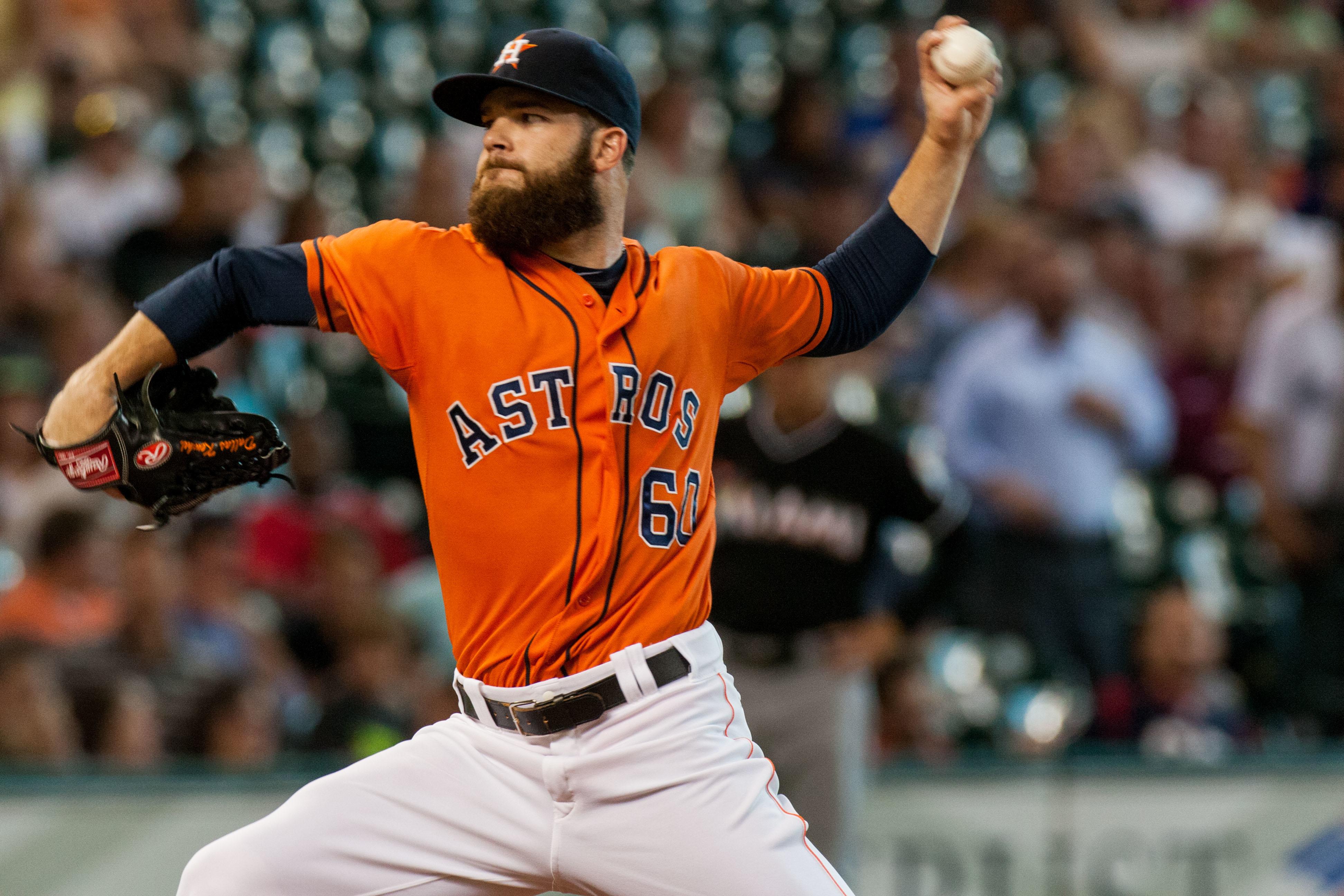 MLB: JUL 25 Marlins at Astros