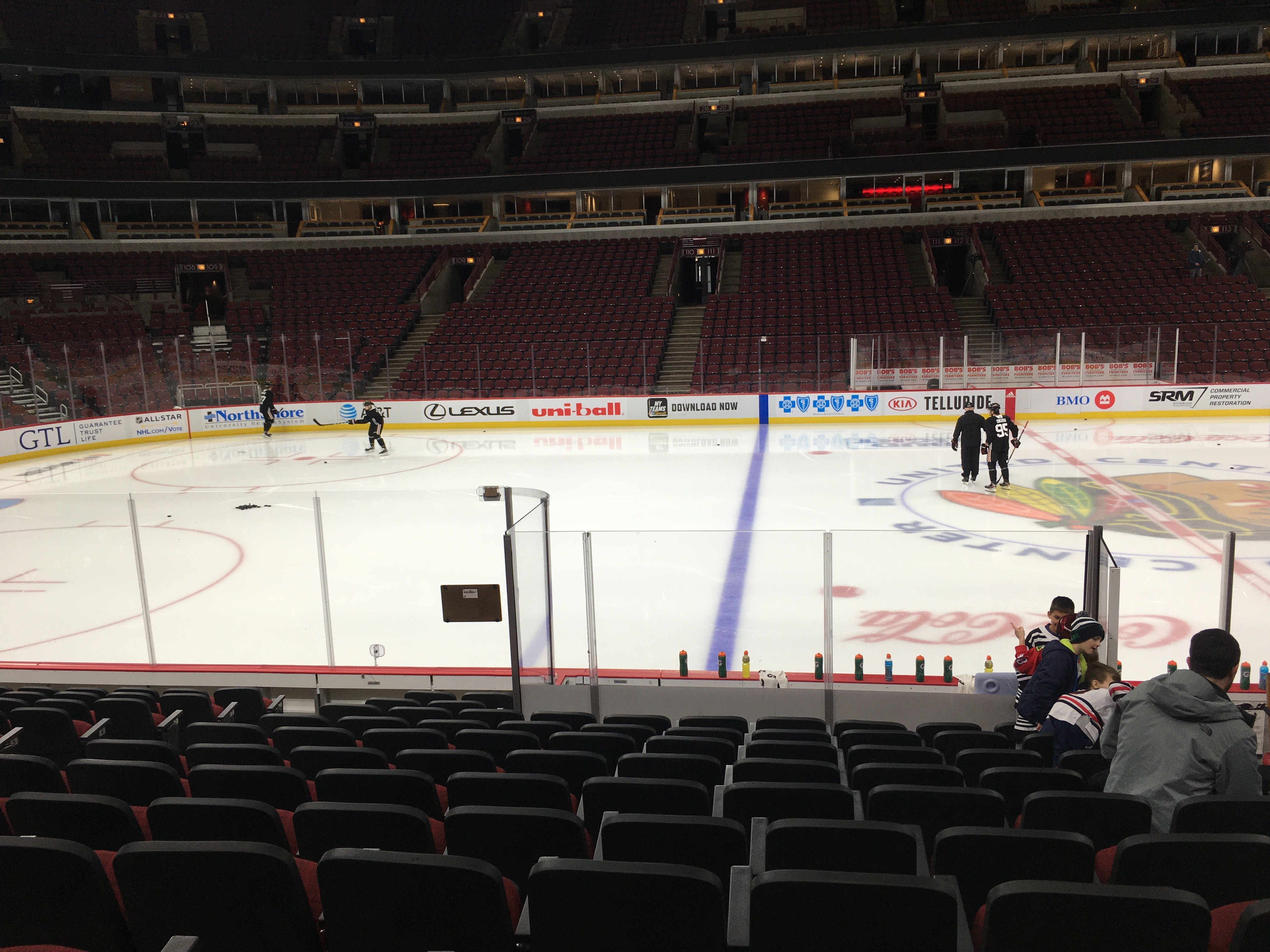 The Blackhawks are taking steps to reduce costs while hockey remains on hold.