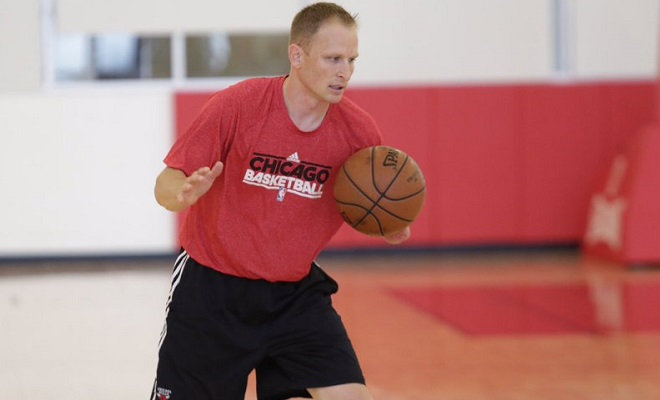 The Bulls picked up the contract of assistant coach Nate Loenser for the 2020-21 season.