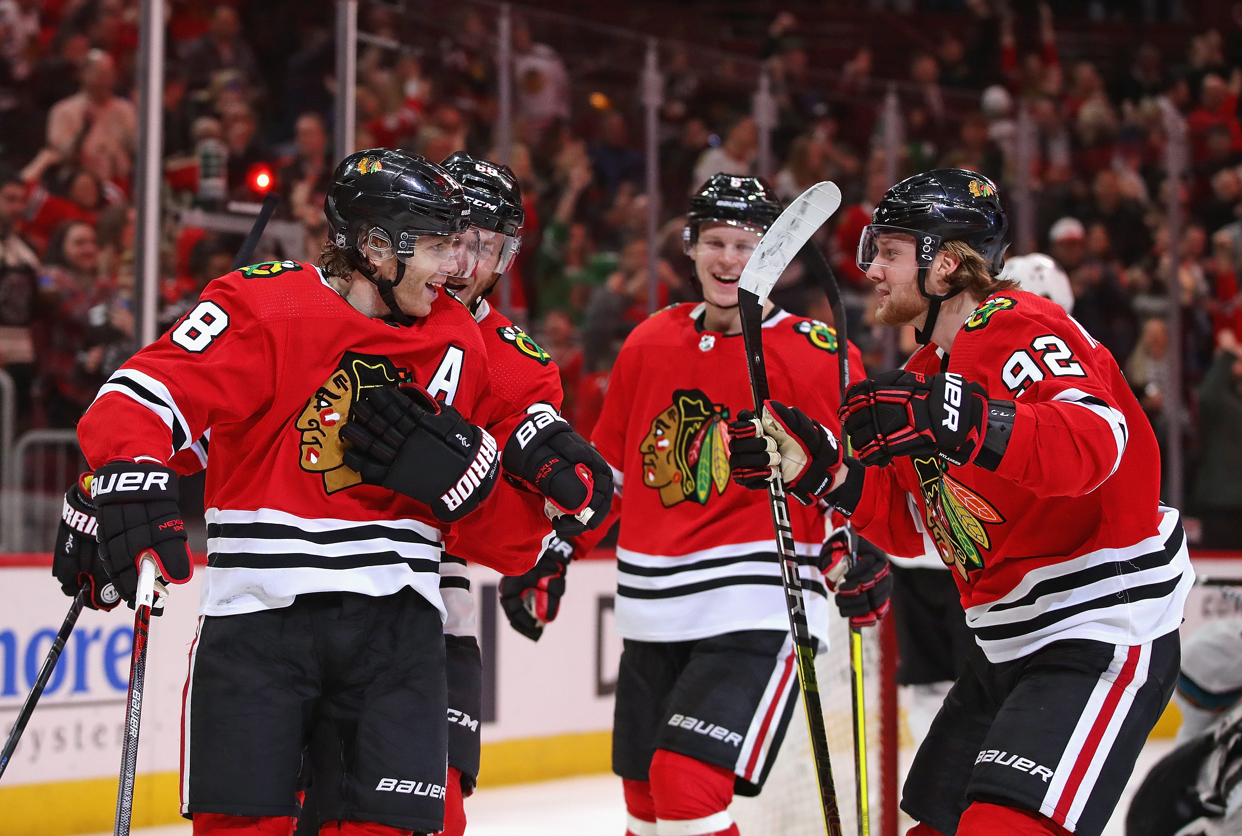 The Blackhawks would face the Oilers in a proposed 2020 playoff format.