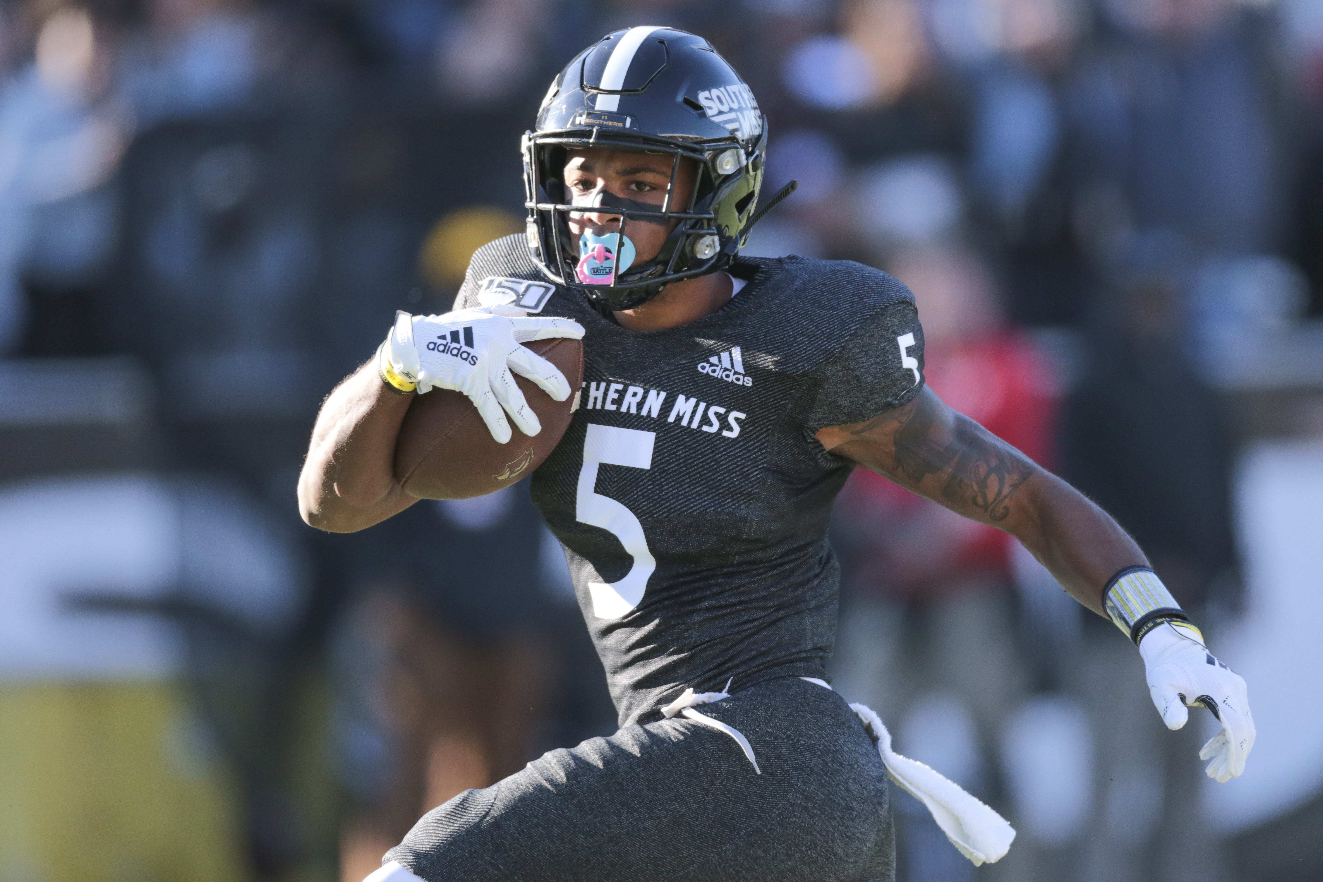 COLLEGE FOOTBALL: NOV 23 Western Kentucky at Southern Miss