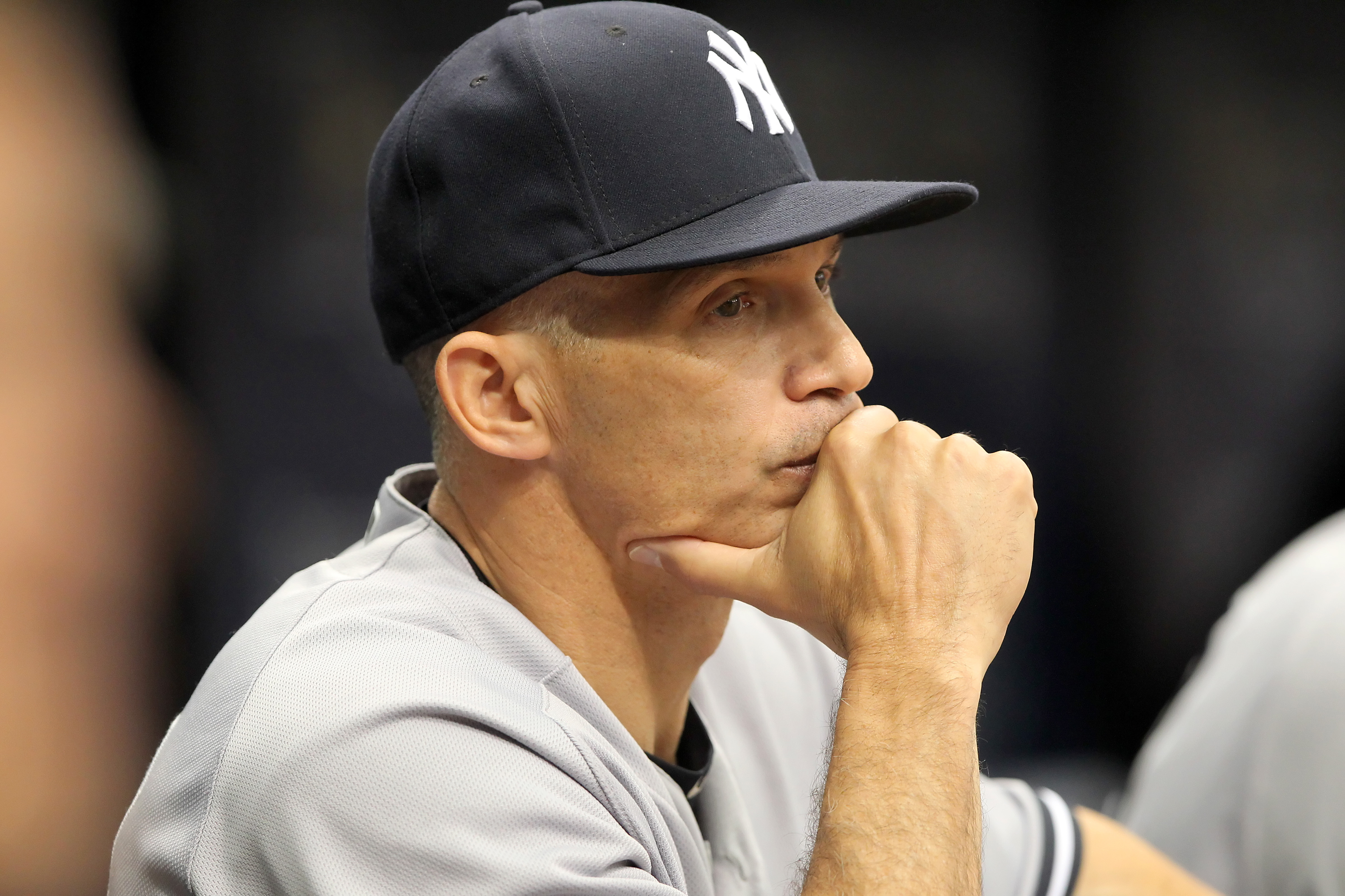 MLB: MAY 29 Yankees at Rays