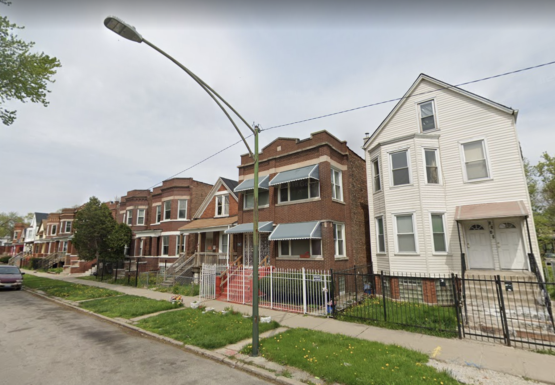 A man was fatally shot May 23, 2020, in the 5900 block of South Justine Street.