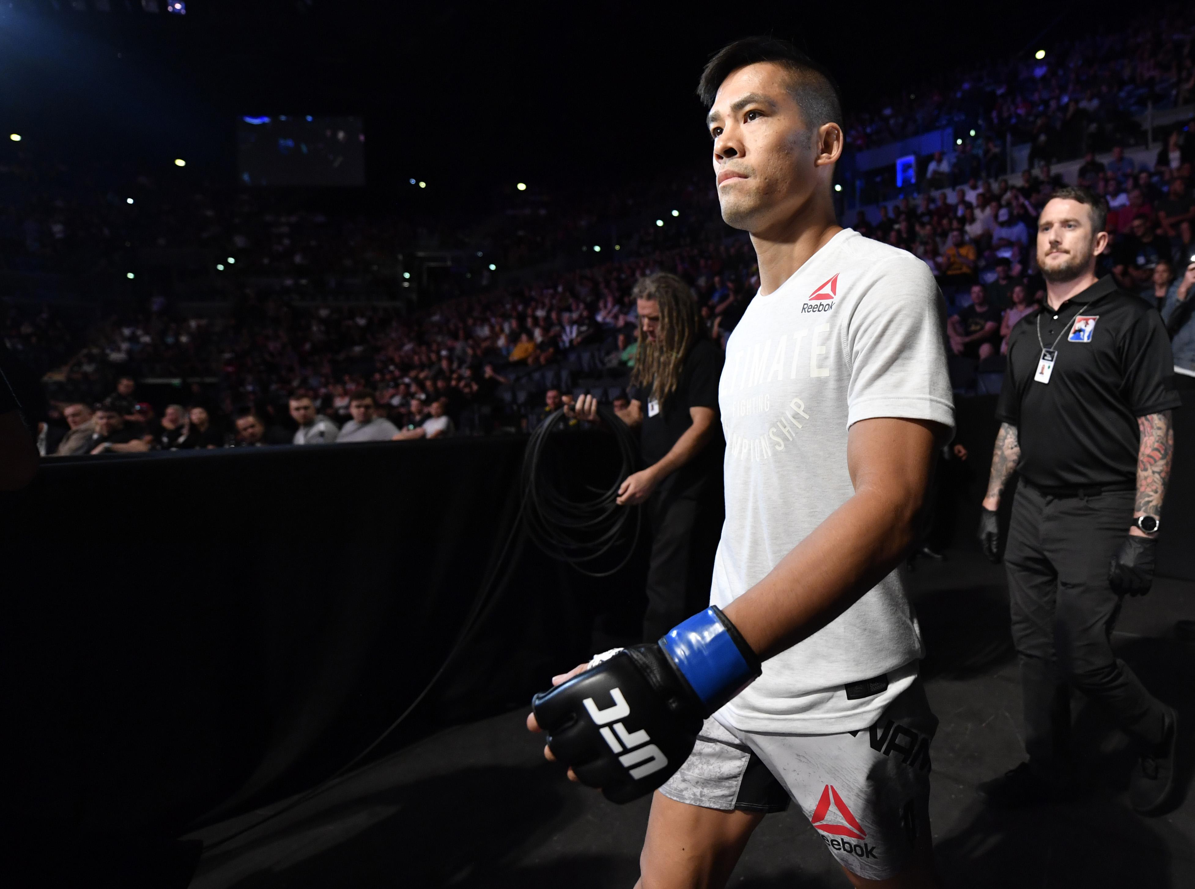 UFC Fight Night: Kara-France v Nam