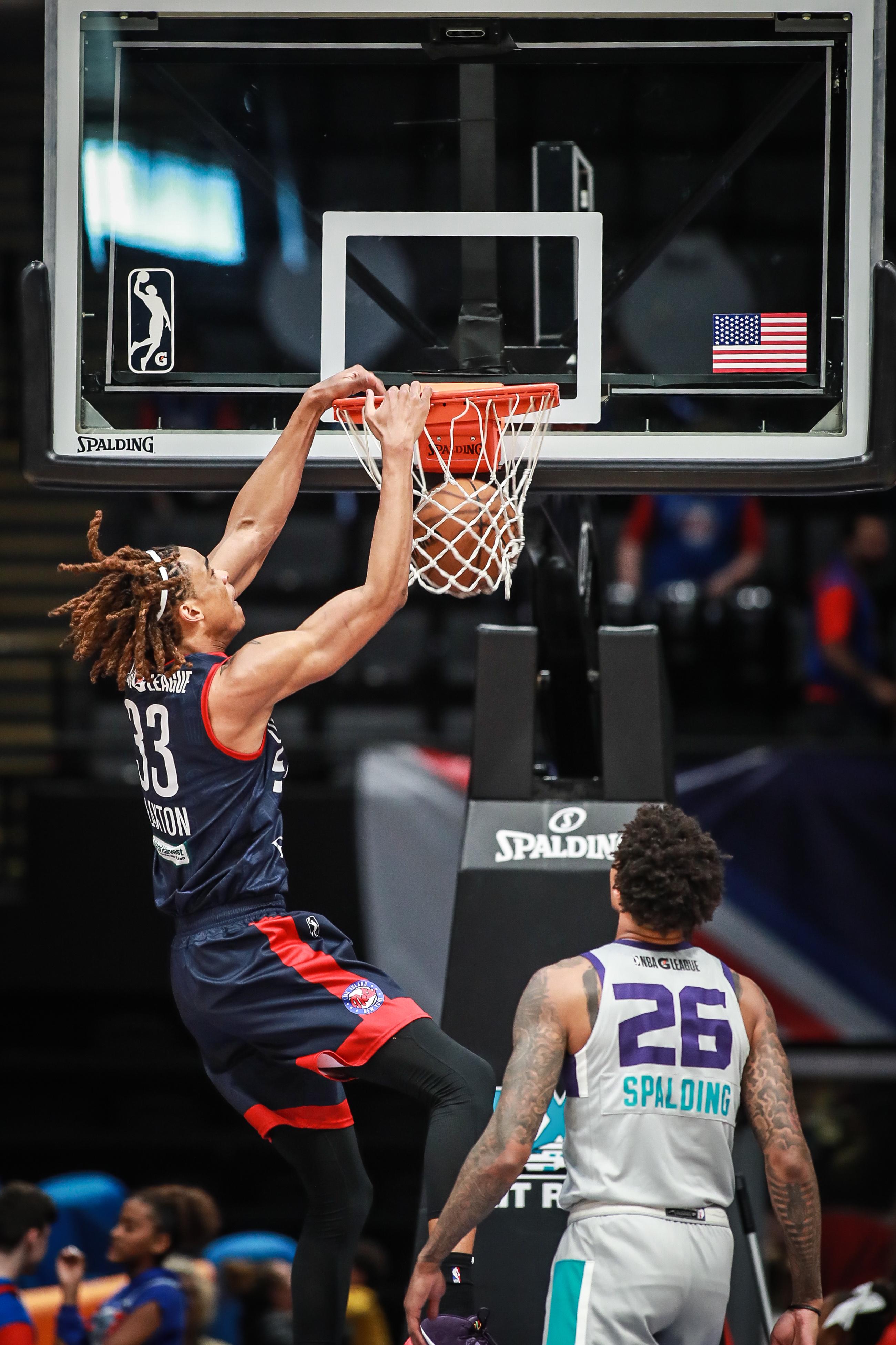 Greensboro Swarm vs Long Island Nets