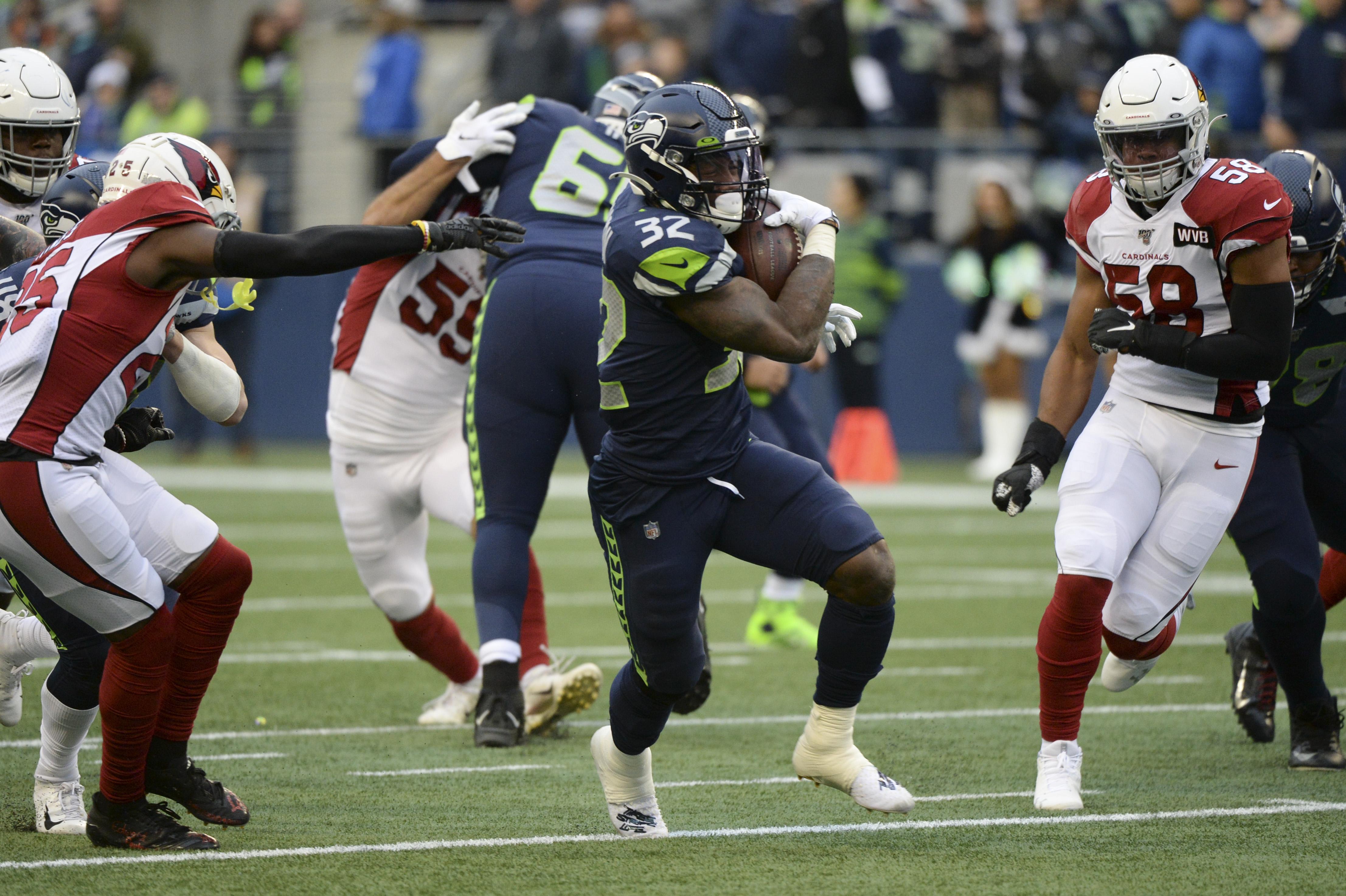 NFL: DEC 22 Cardinals at Seahawks
