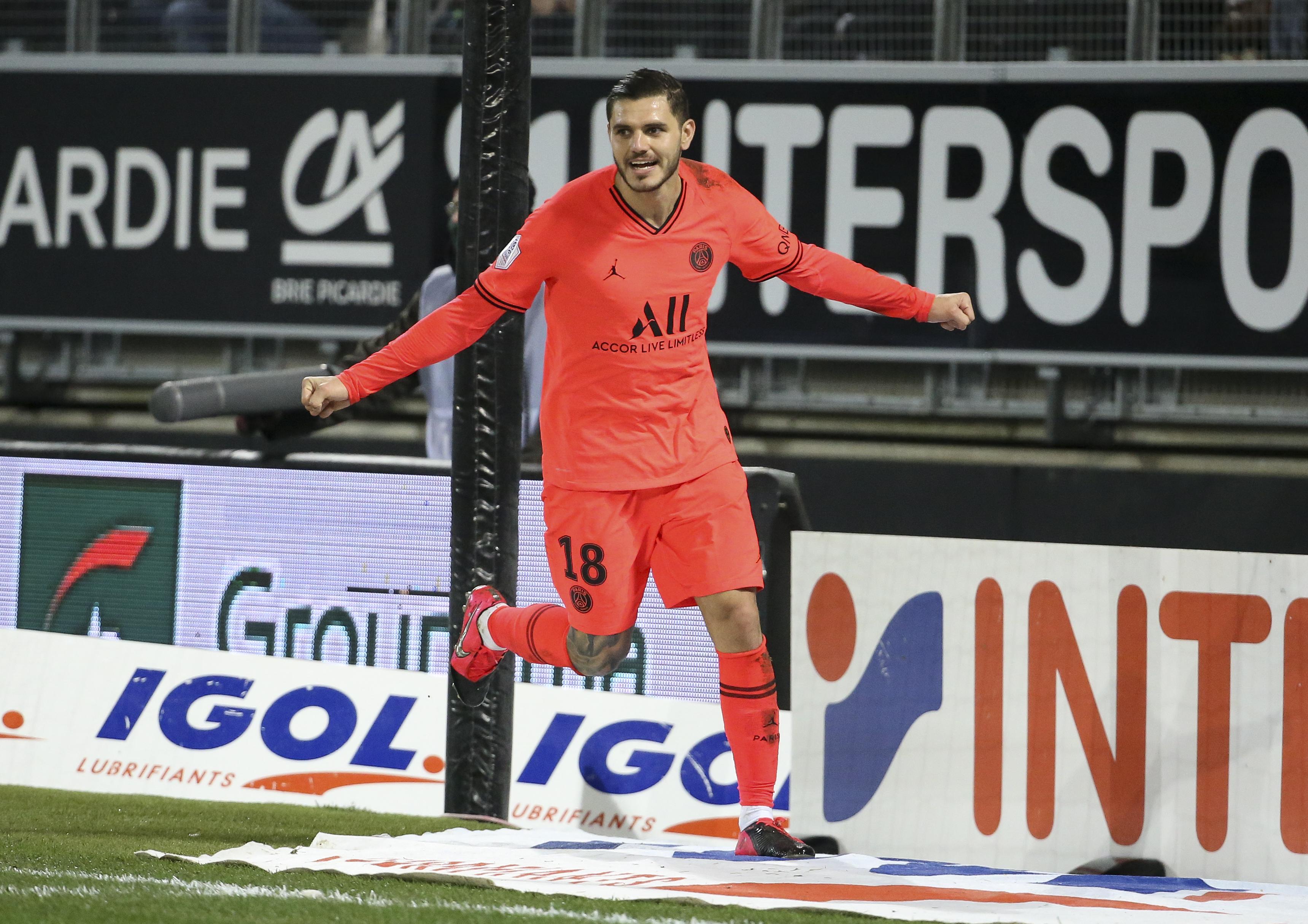 Amiens SC v Paris Saint-Germain - Ligue 1
