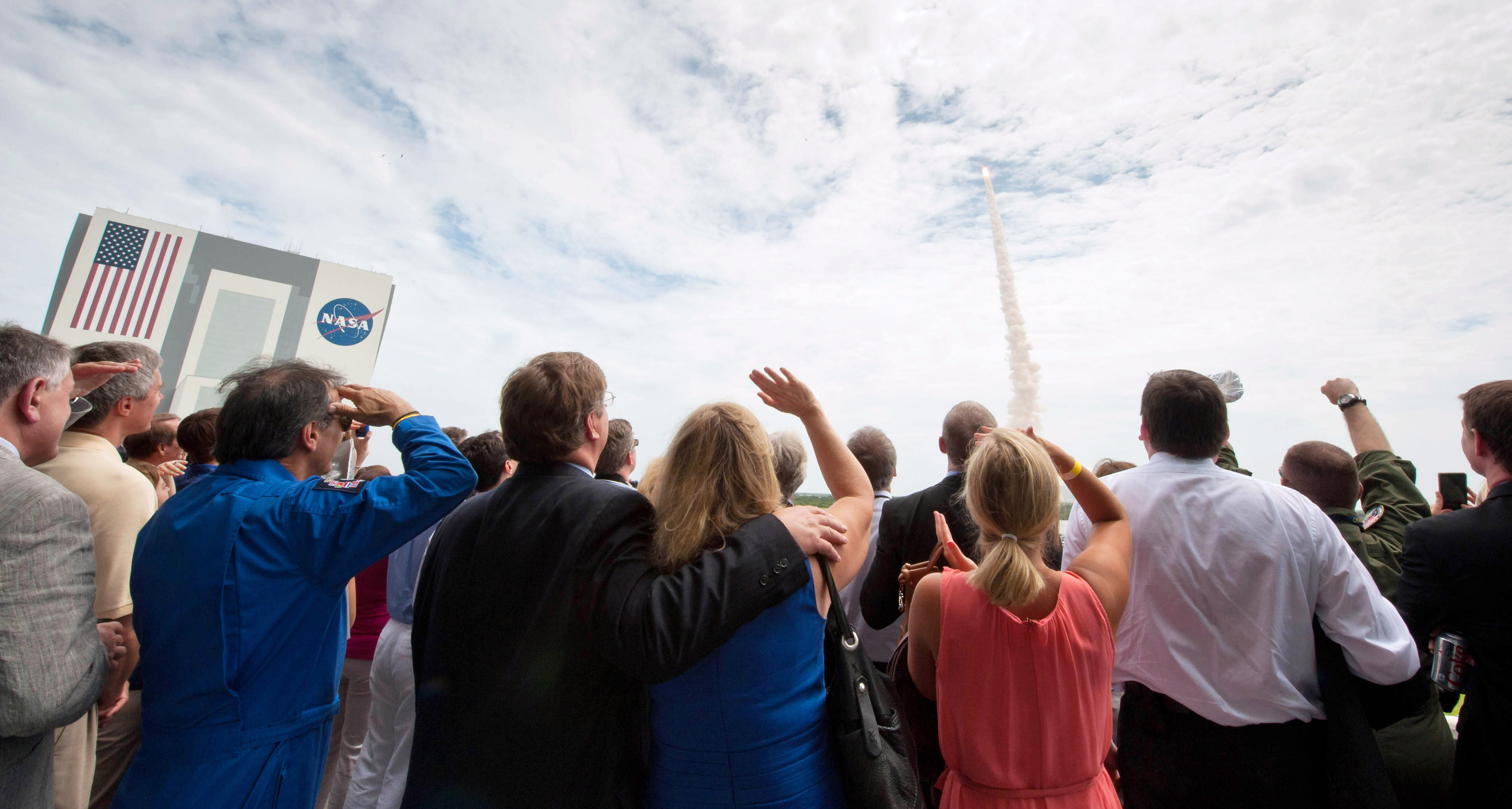 NASA's Final Space Shuttle Flight Lifts Off From Cape Canaveral