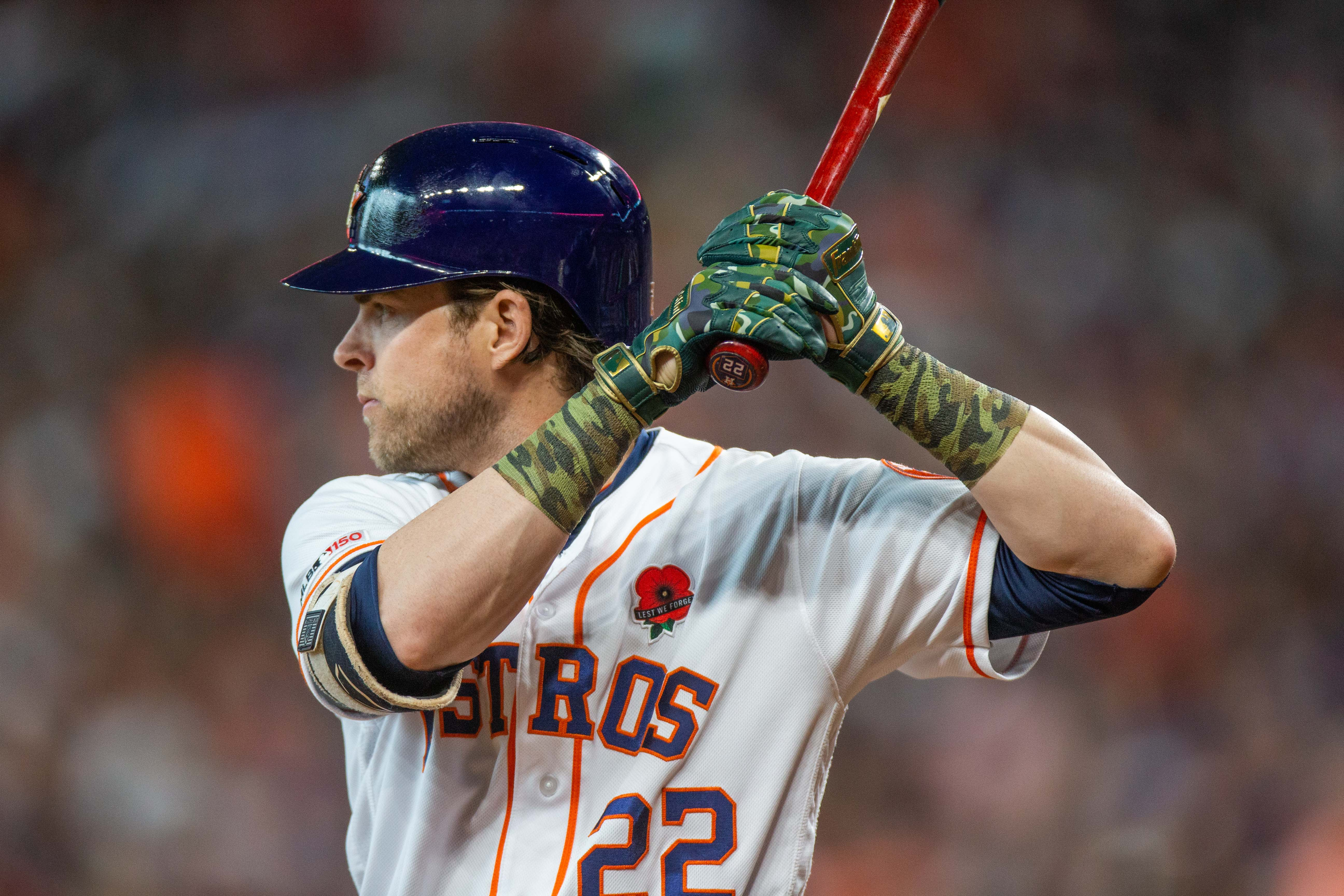 MLB: MAY 27 Cubs at Astros