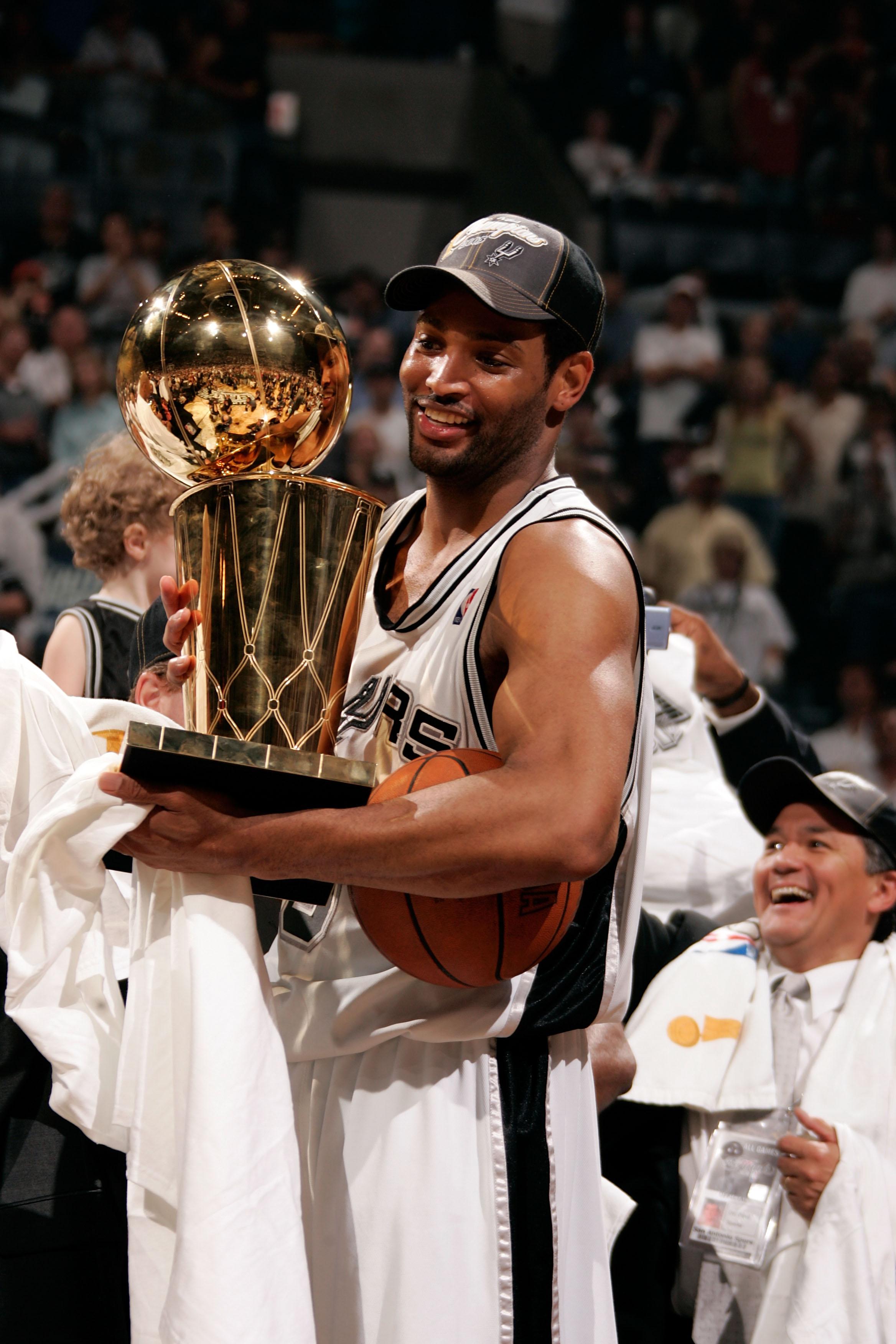 NBA Finals Game 7: Detroit Pistons v San Antonio Spurs