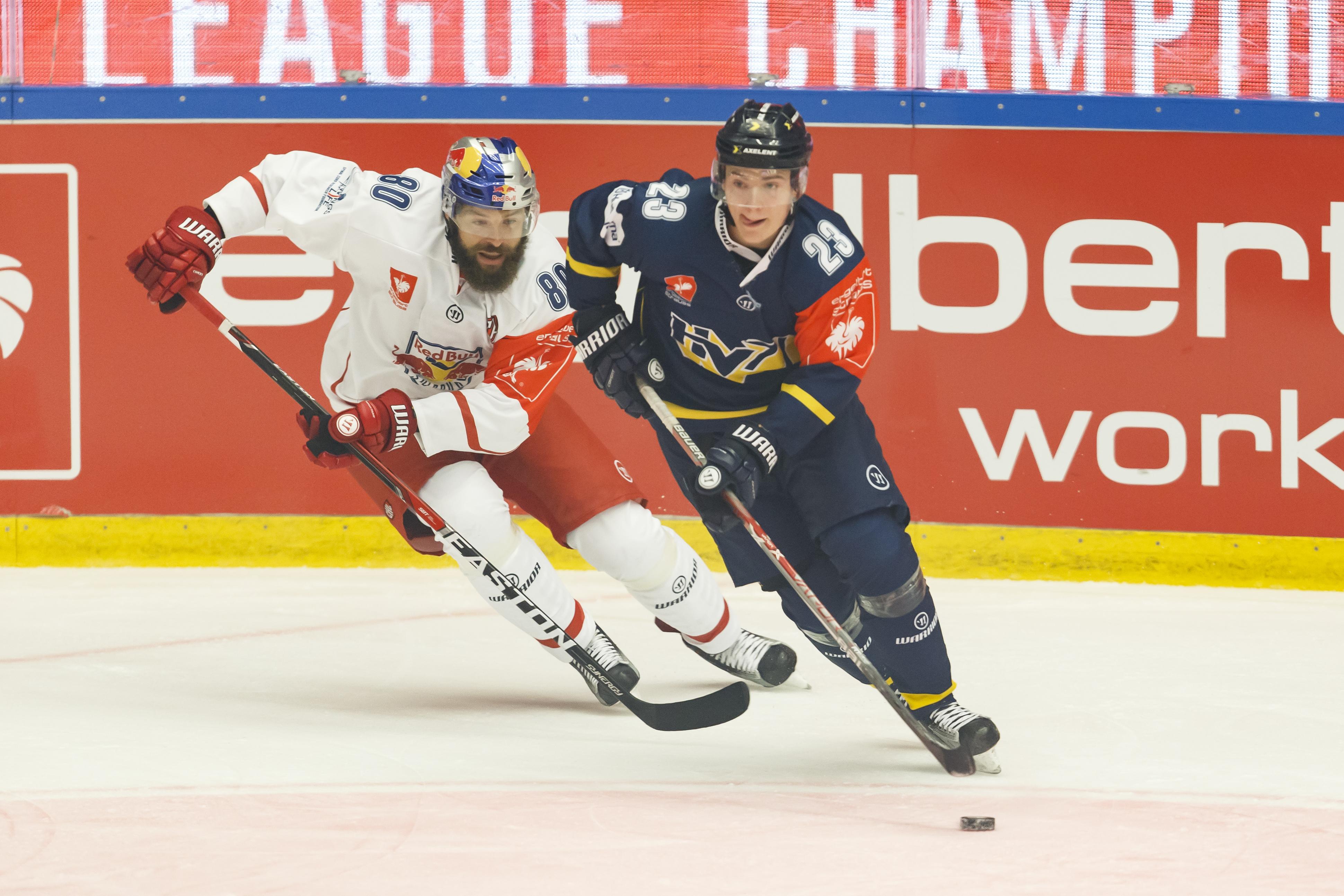 HV71 Jonkoping v Red Bull Salzburg - Champions Hockey League