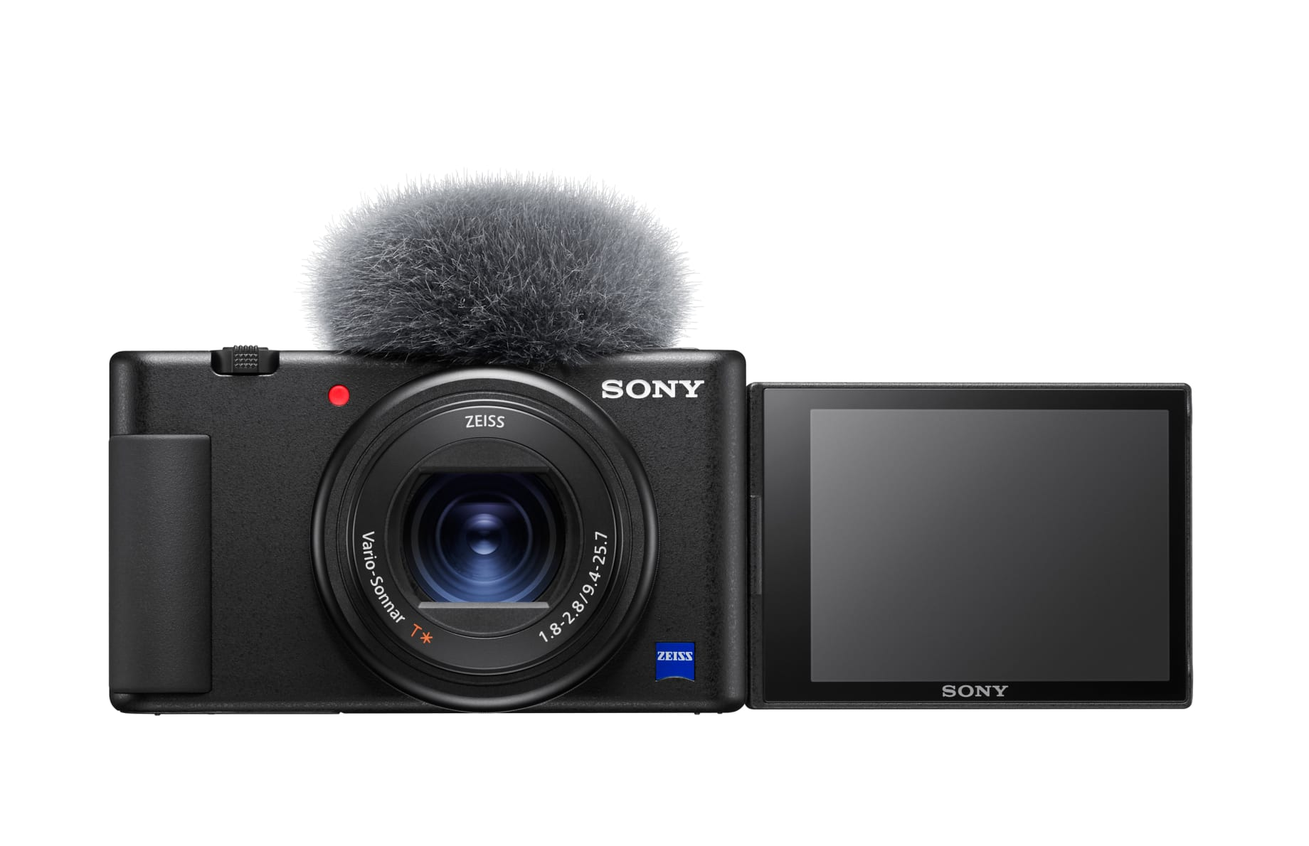 The Sony ZV-1 vlogging camera