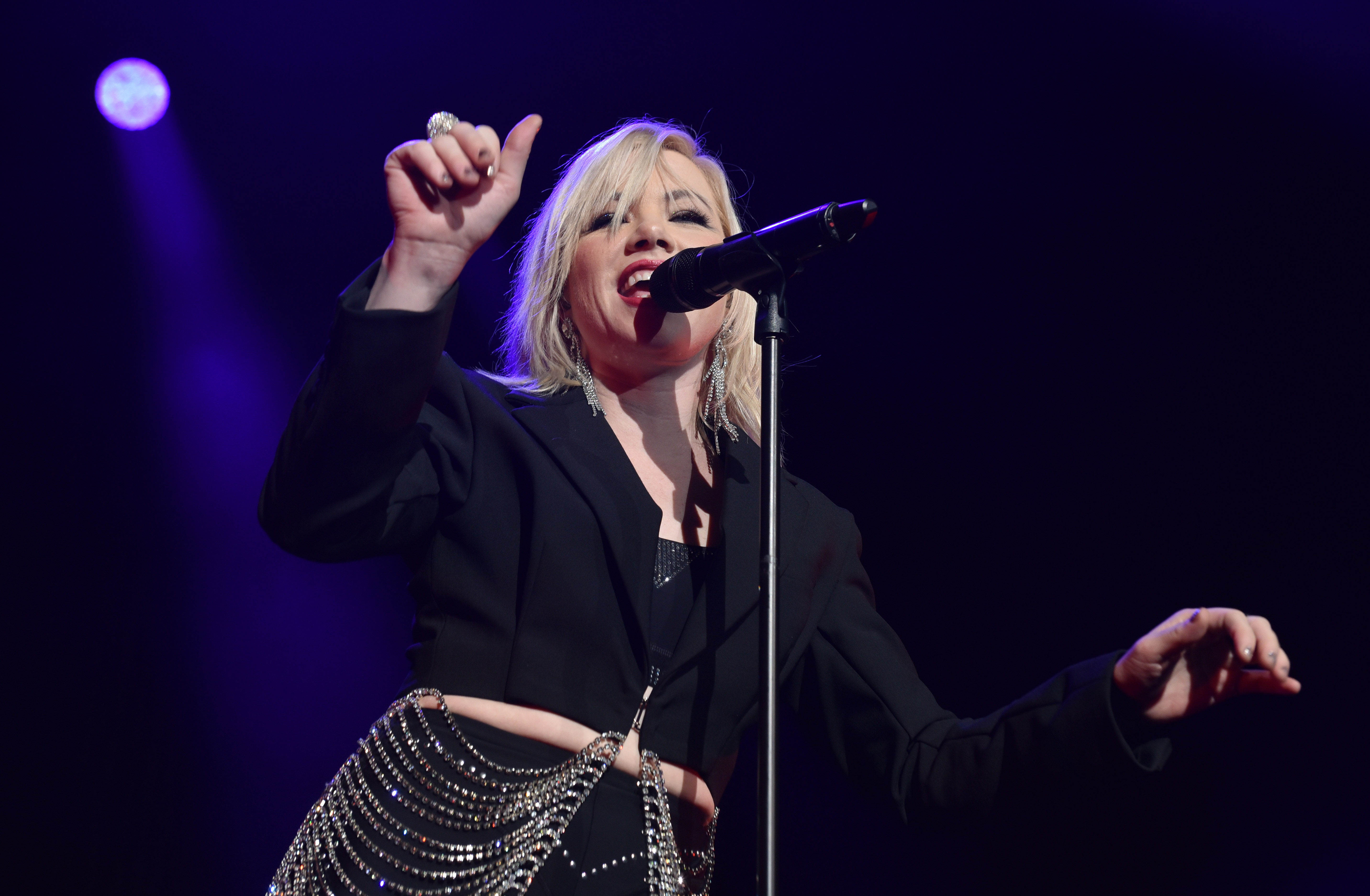 Carly Rae Jepsen Performs At O2 Brixton Academy, London